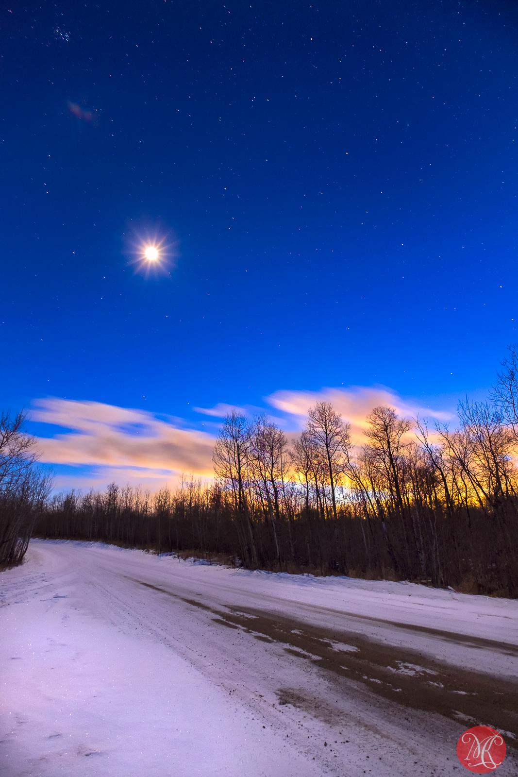 Adventures in the moonlight