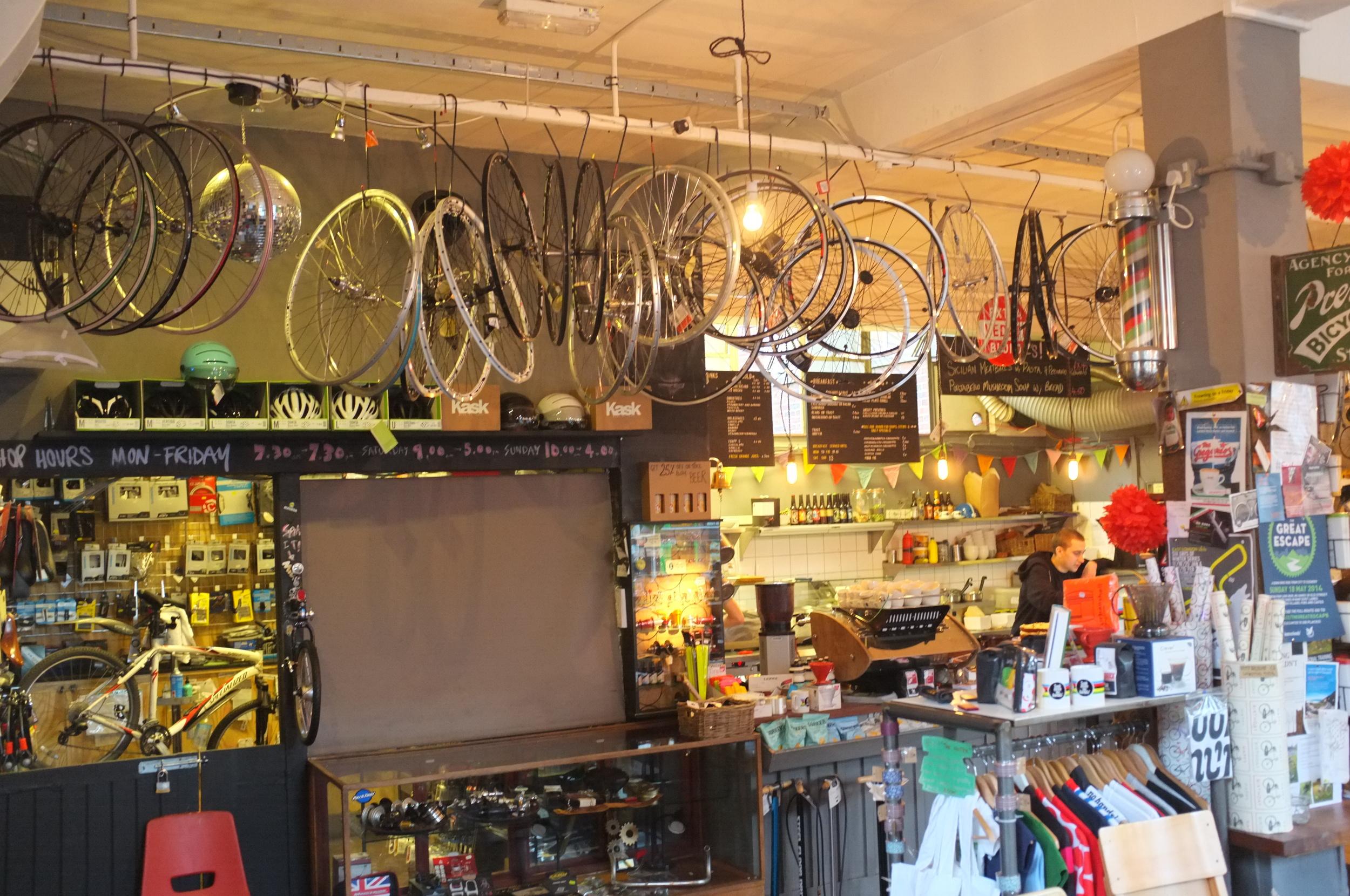 bike mechanic, bike shop, cycle shop, merchandise, cycle gear, bike parts