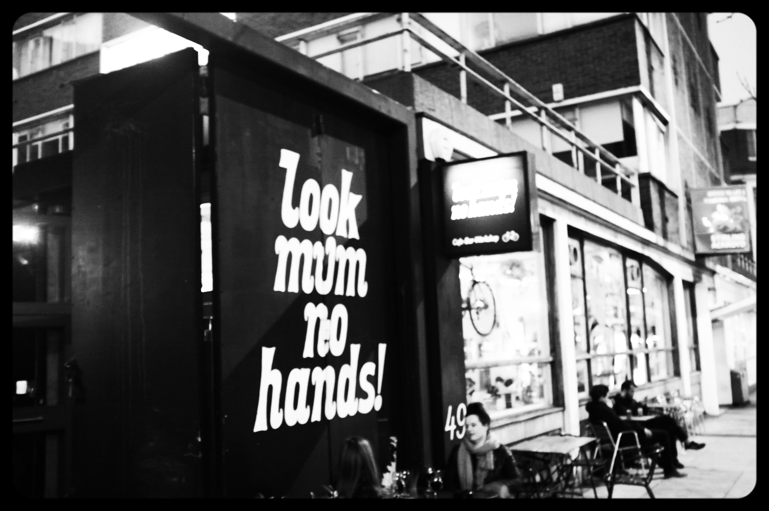 look mum no hands, london, coffee, cycling cafe, bikes, bicycle, bicycle shop, bike shop