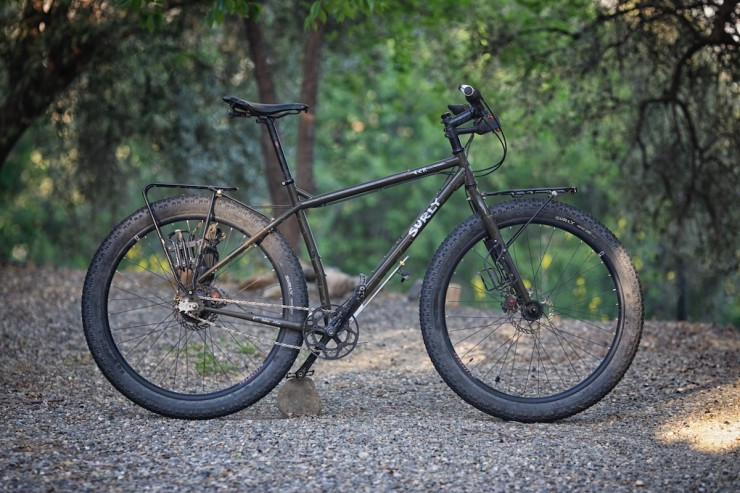 surly, Surly ECR, woods, cycling, cycle touring, bicycle, bike touring, photography, photo, fat bike, bikepacking, 29er, knards, tarp, pedalingnowhere, whileoutriding