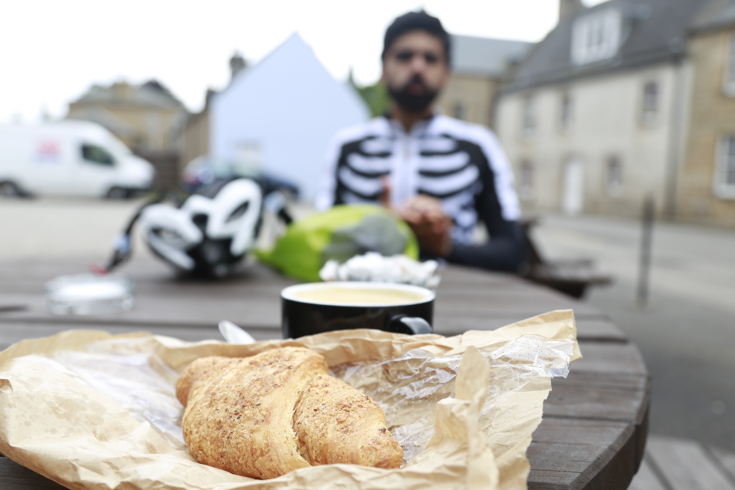 croissant, food, scotland, touring bicycles, road bicycle, cycling holidays, bike tour, road cycling, bike trails,