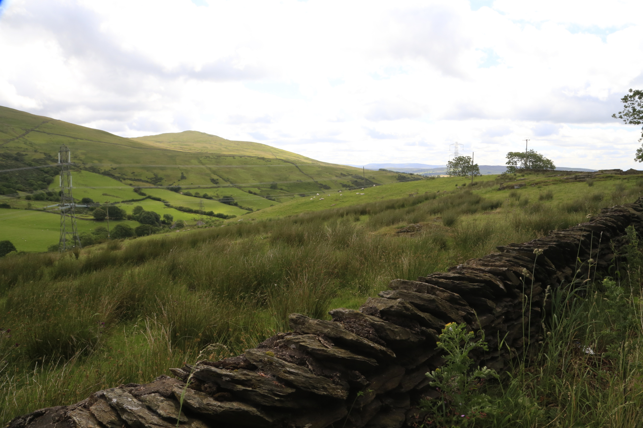 lake district, beautiful, scenery, photography, hills, bicycle, bicycle touring