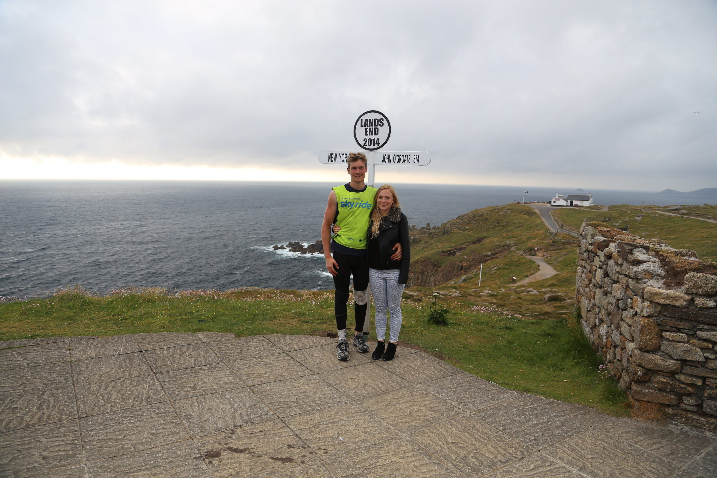 lands end, girlfriend, touring bikes, bike gear, adventure cycling, ride, bikepacking, cycle routes, touring bicycles