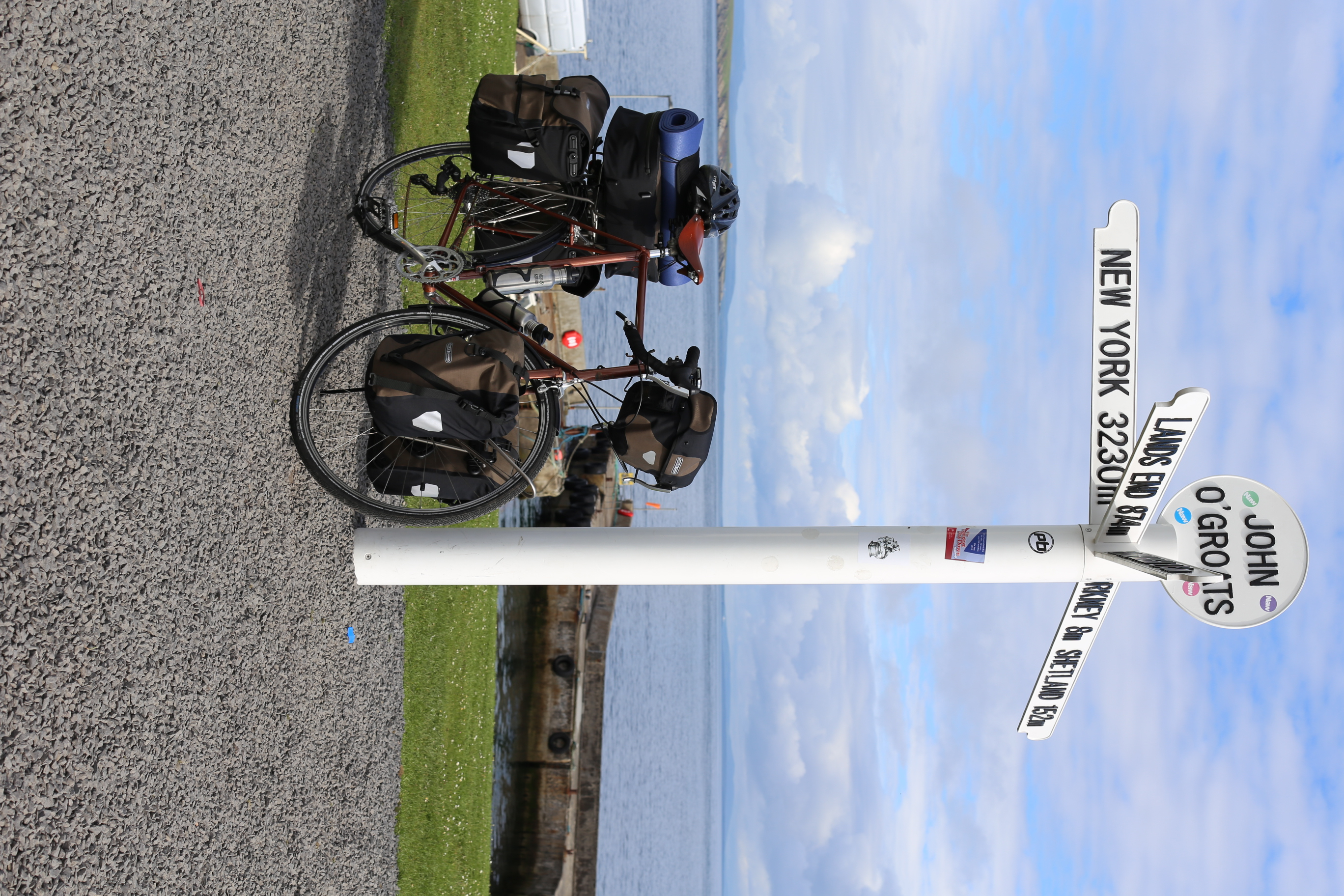 John O'Groats, Scotland, lejog, John O'Groats to Lands End, cycling, ouring bike, touring bikes, bike gear, adventure cycling, ride, bikepacking, cycle routes, touring bicycles, road bicycle, cycling holidays, bike tour, road cycling, bike trails,