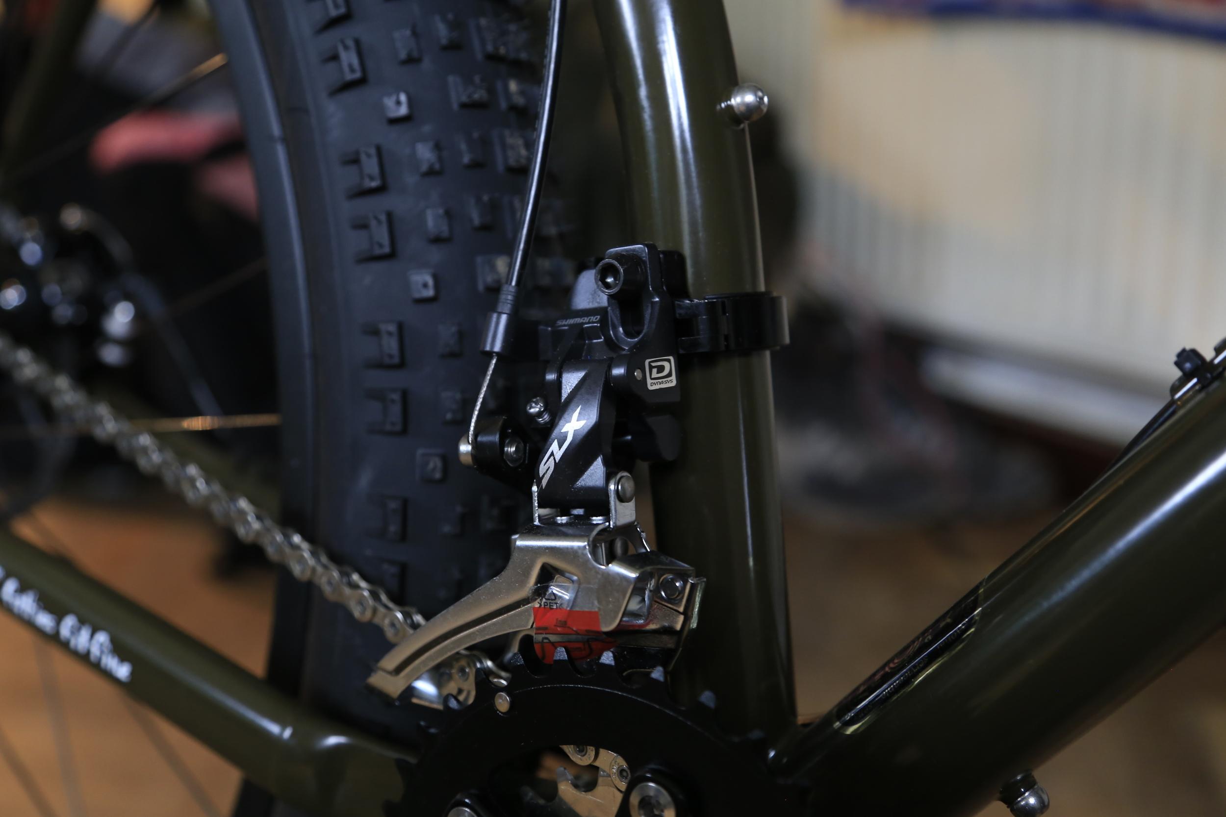 Surly ECR, knards, gears,fat bike, bikepacking,