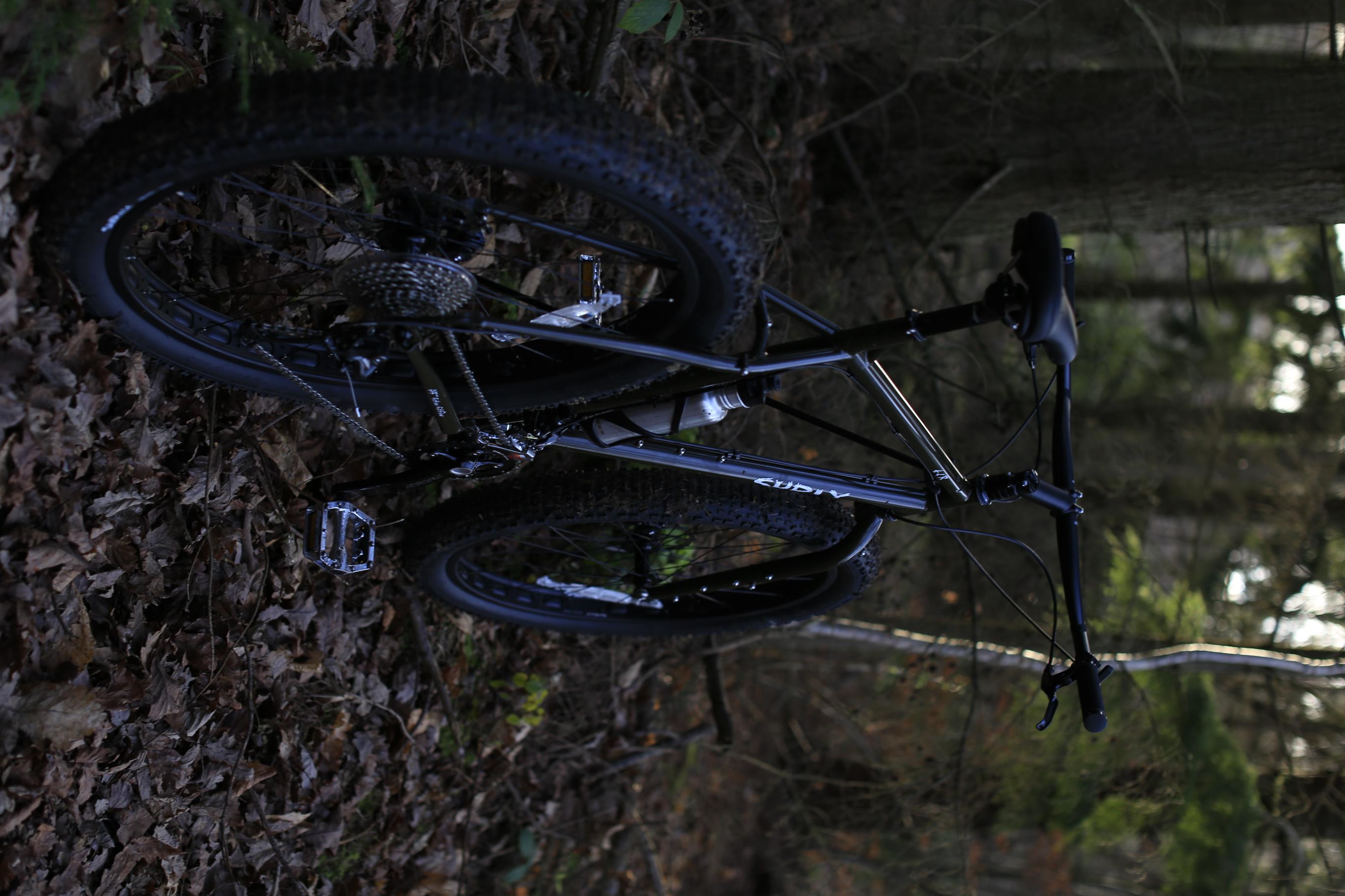 surly, Surly ECR, fat bike, bikepacking, 29er, knards, tarp, pedalingnowhere, whileoutriding