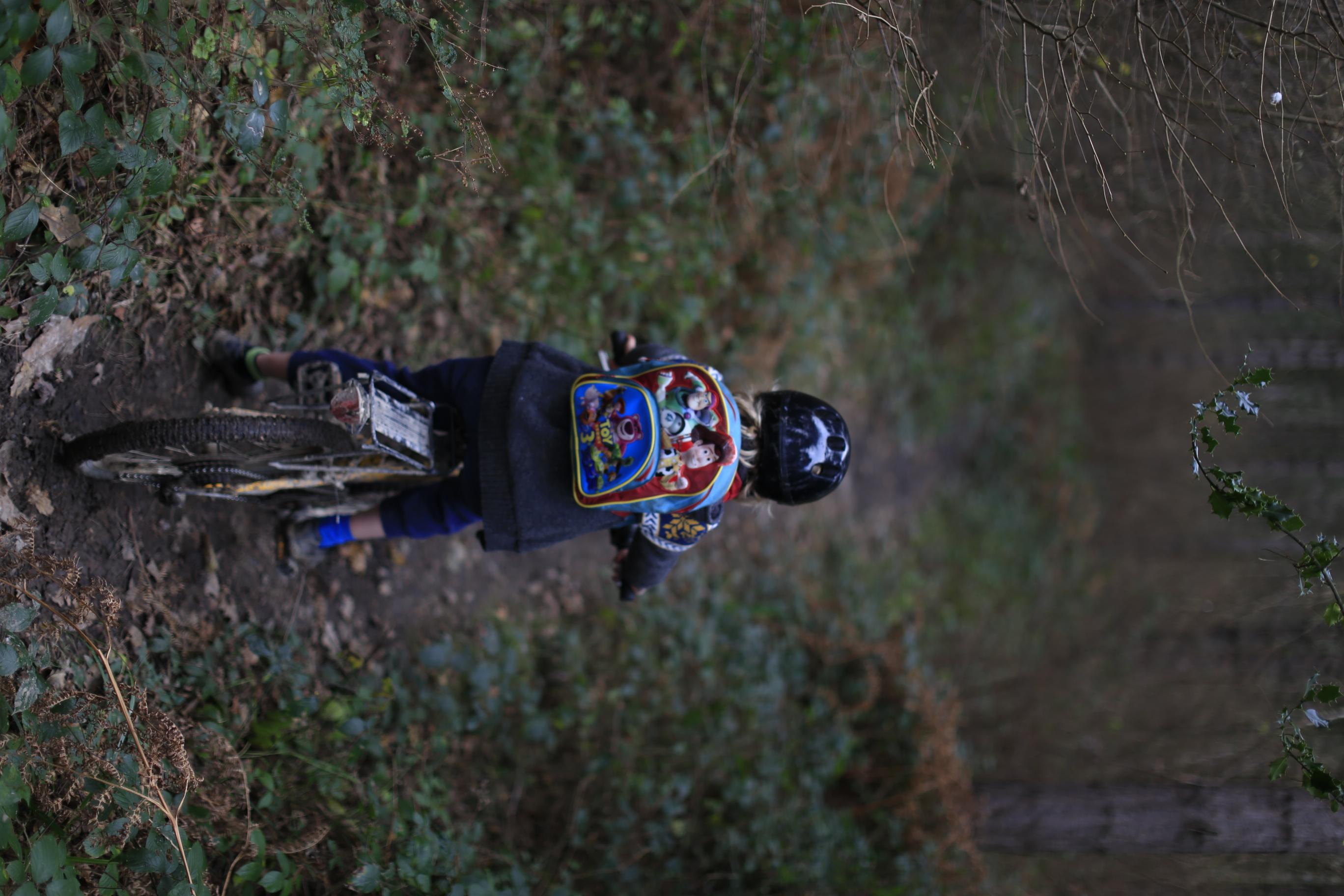 woods, singletrack, mountain biking, bikepacking, photo, photography, canon, canon 6d