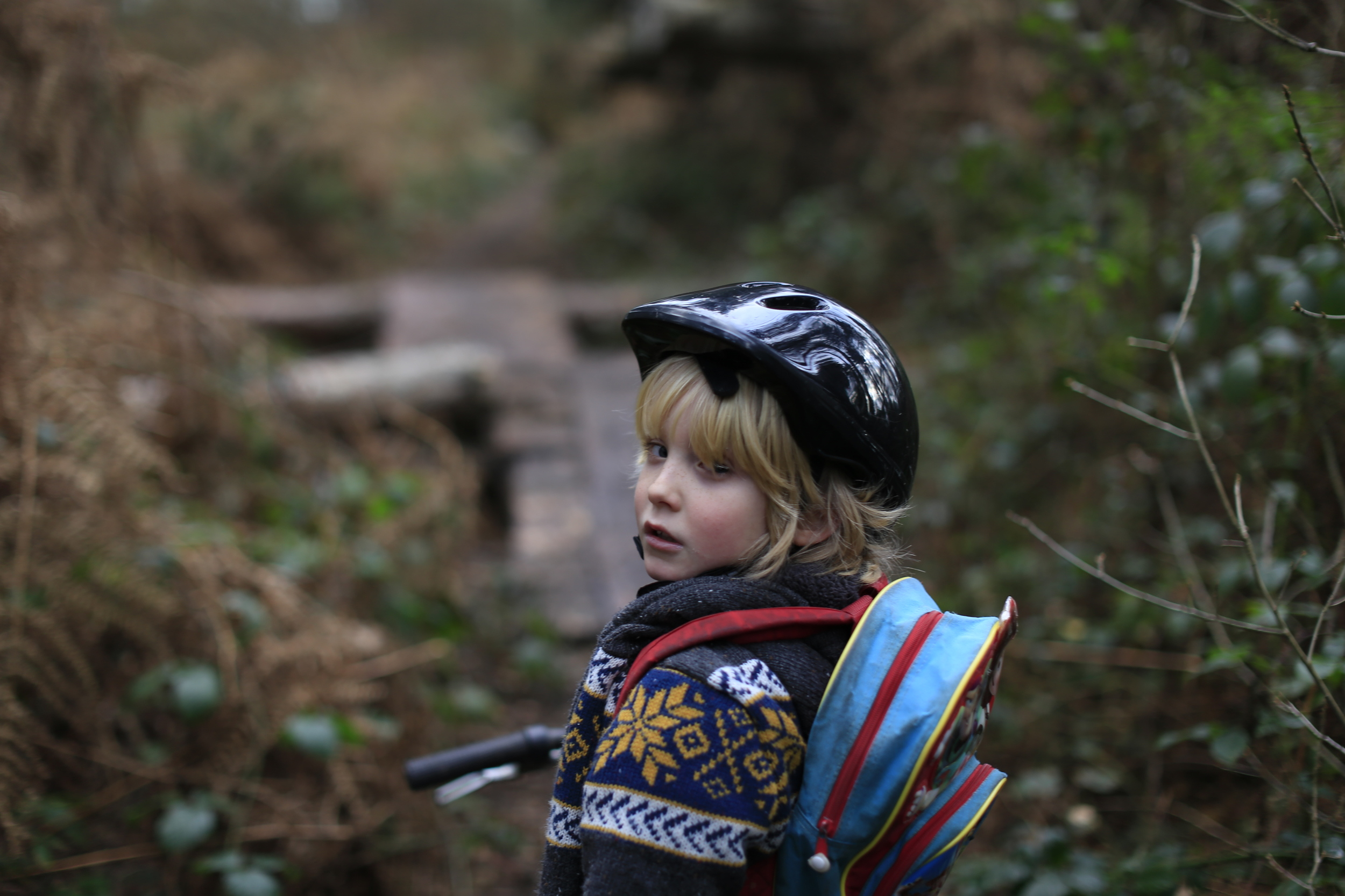 photo, portrait, canon, canon 6d, woods, singletrack, cycling, bike, bicycle