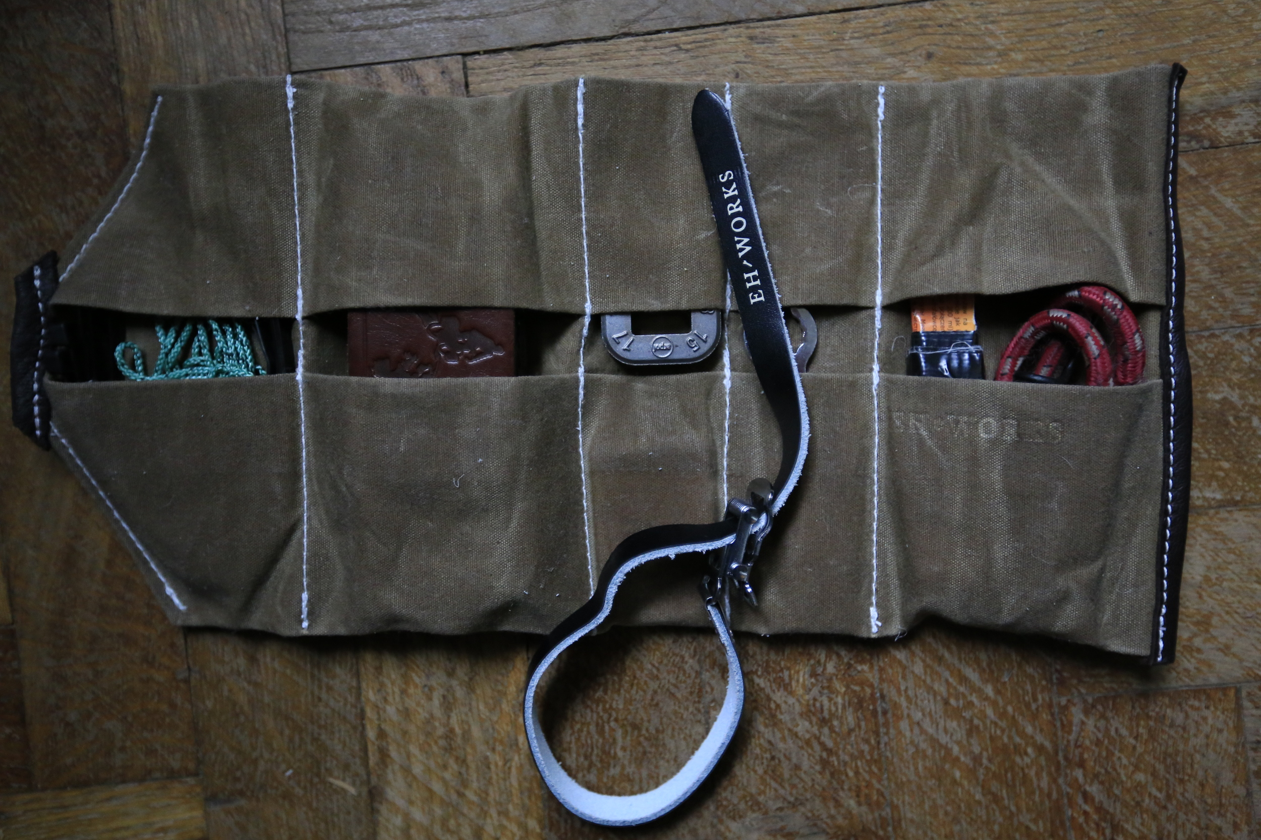 E.H Works tool roll