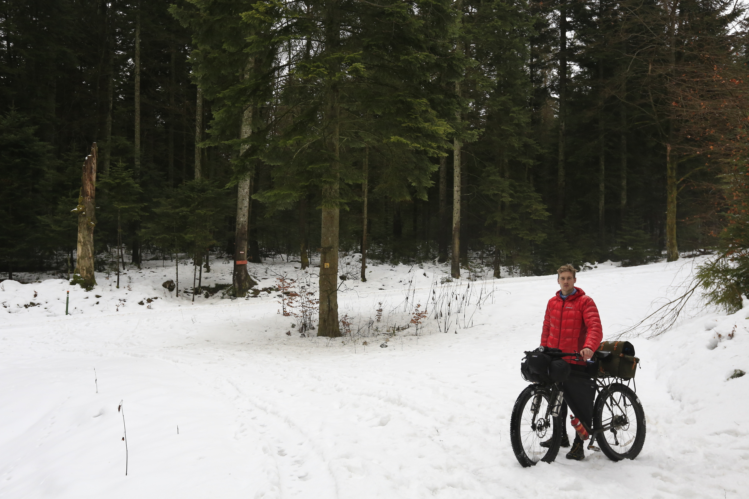bikepacking, cycle touring, bicycle touring, bicycle touring apocalypse, germany, black forest, travel, adventure