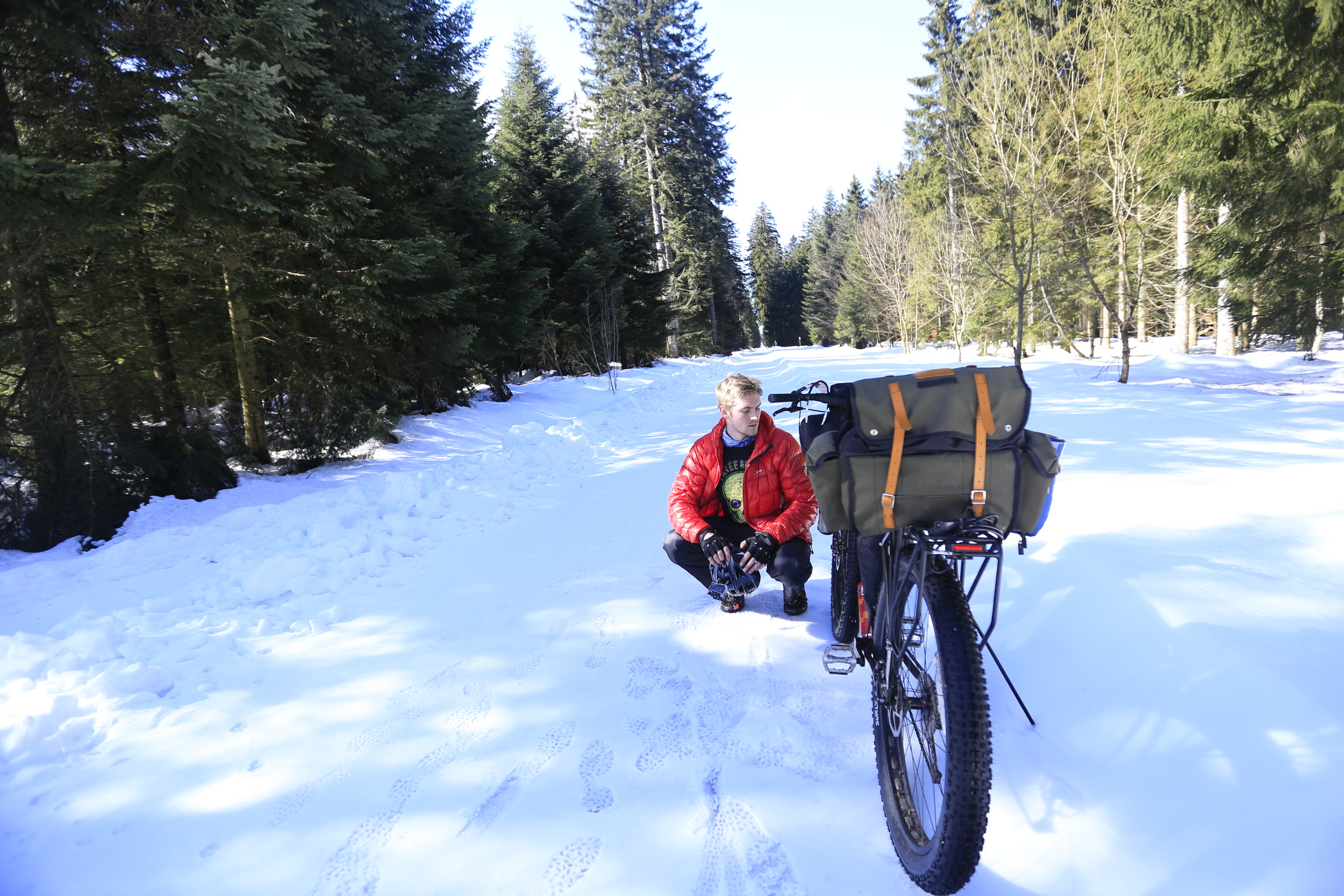 surly, surly ecr, jack mac, explorer, black forest, germany, travel photography, adventure, cycling, cycle touring, bicycle touring, photography, canon, canon 6d, photo