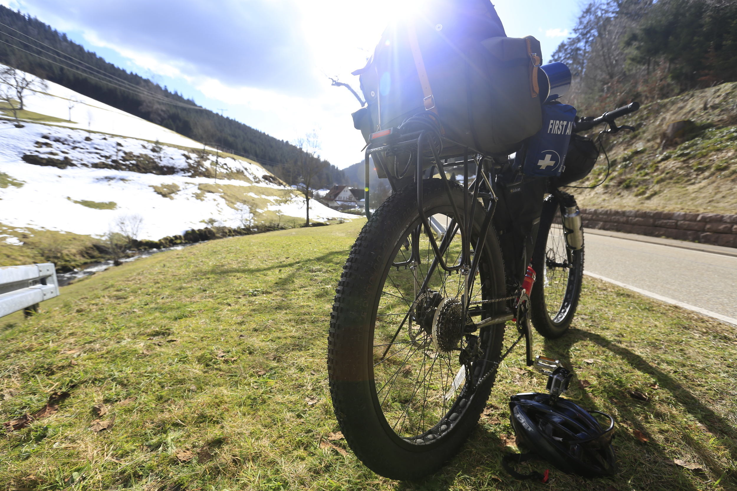 surly, surly ecr, knards, carradice, carradice longflap camper, 29er, gopro, germany , black forest, bikepacking blog, cycling blog, travel, adventure, canon, canon 6d
