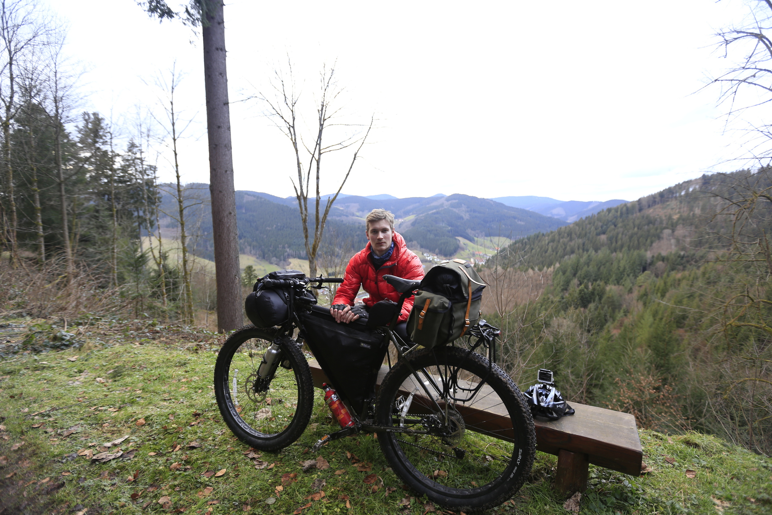 surly, surly ecr, ecr, bikepacking, bikepacking blog, cycling blog, knards, 29er, brooks, carradice, gopro, gopro hero, gopro hero 3, germany, black forest, singletrack, mtb, travel, adventure, fat bike, fat biking, bicycle touring apocalypse