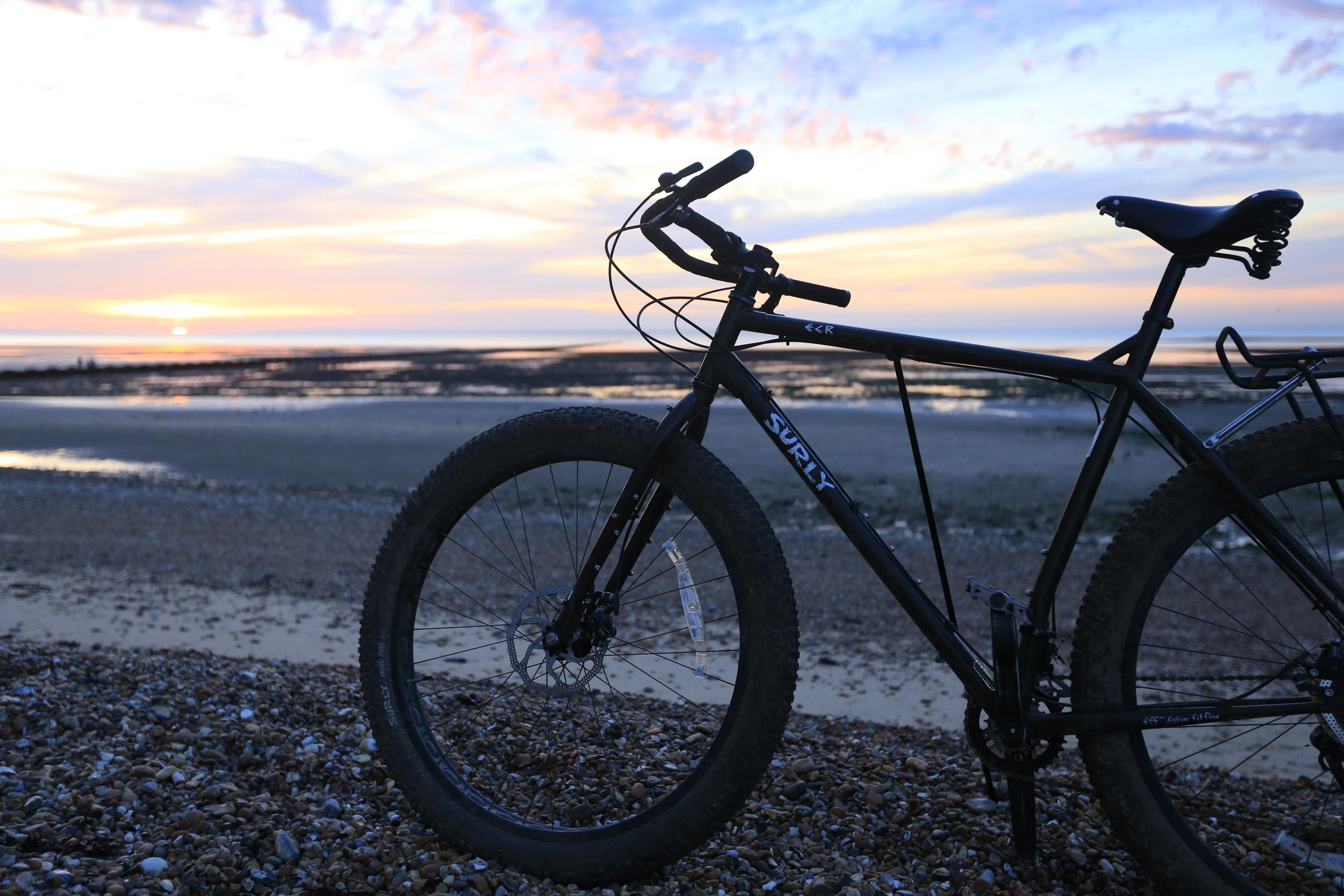 surly, surly ecr, bikepacking blog, blog, 29er, fat bike, blog, photography
