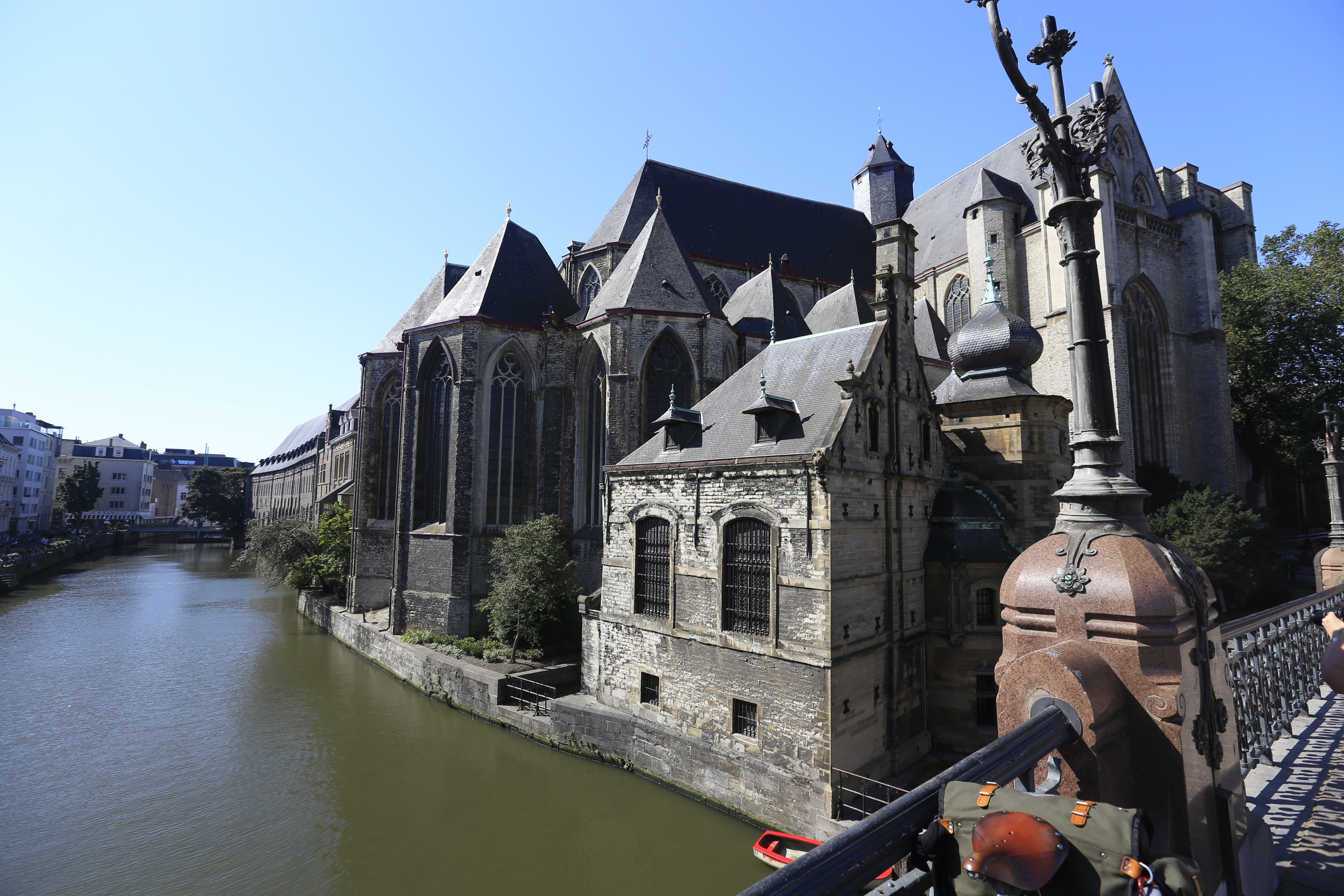 ghent, belgium, architecture photography, medieval architecture, canon, canon wide lens, canon 16-35mm, photography blog, cycling blog, bikepacking photography, shooting from the saddle