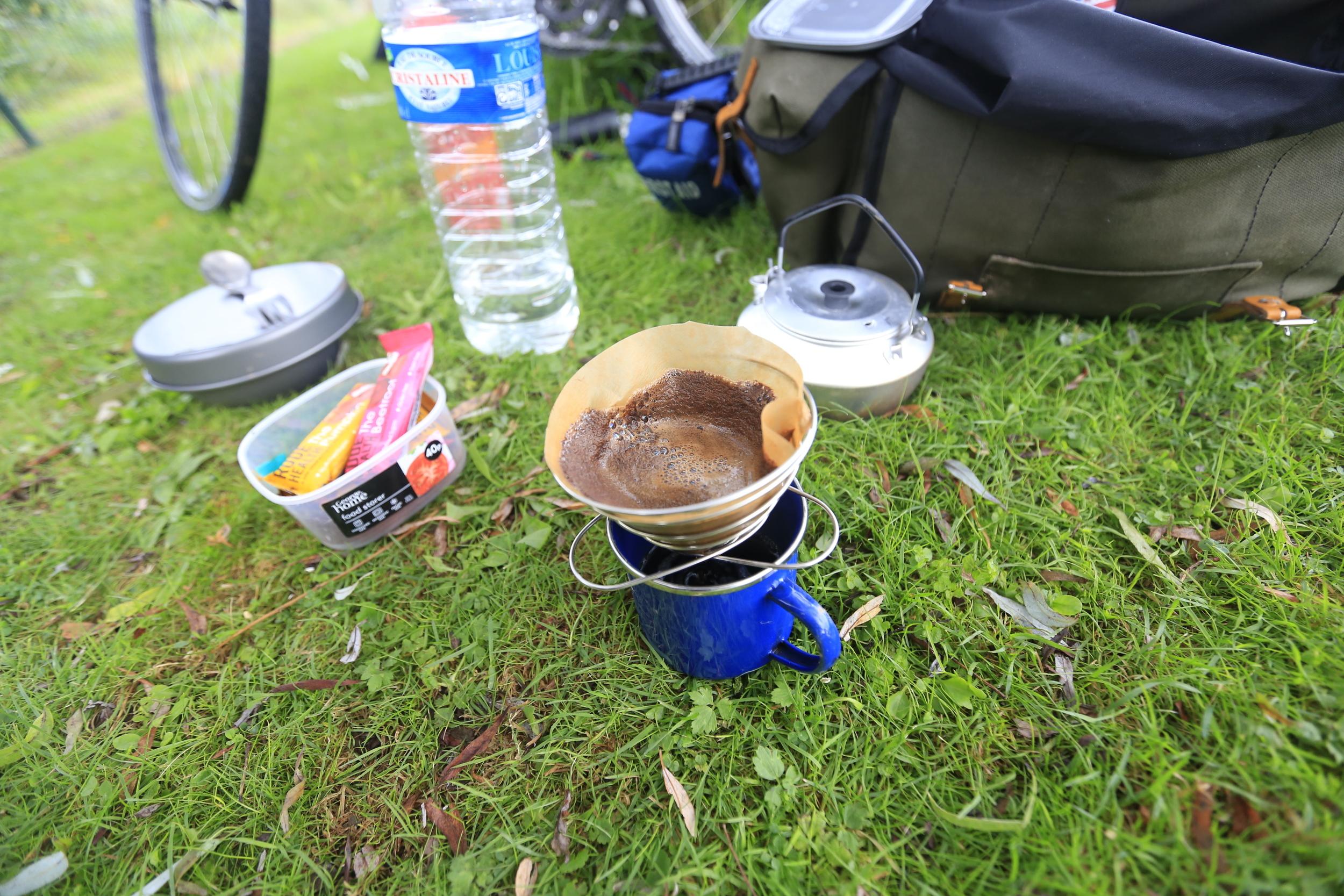 soto, soto helix, soto helix coffee maker, coffee maker, bikepacking coffee, bicycle touring coffee, best coffee, vagabond, vagabond roasters, vagabond london, coffee roasters, coffee blog, coffee photography