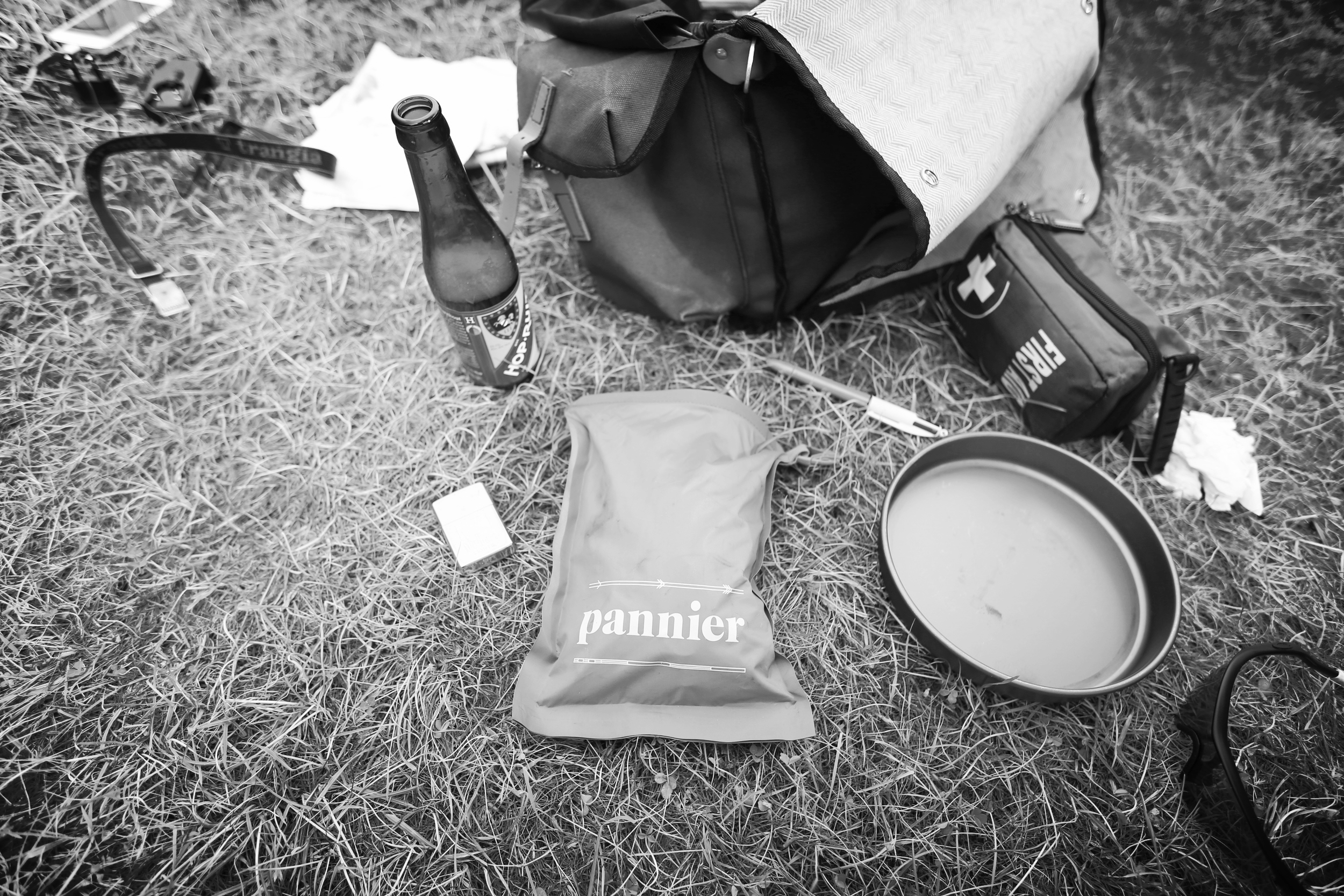 Pannier cc   sorted me out with a few of their top notch dry bags.