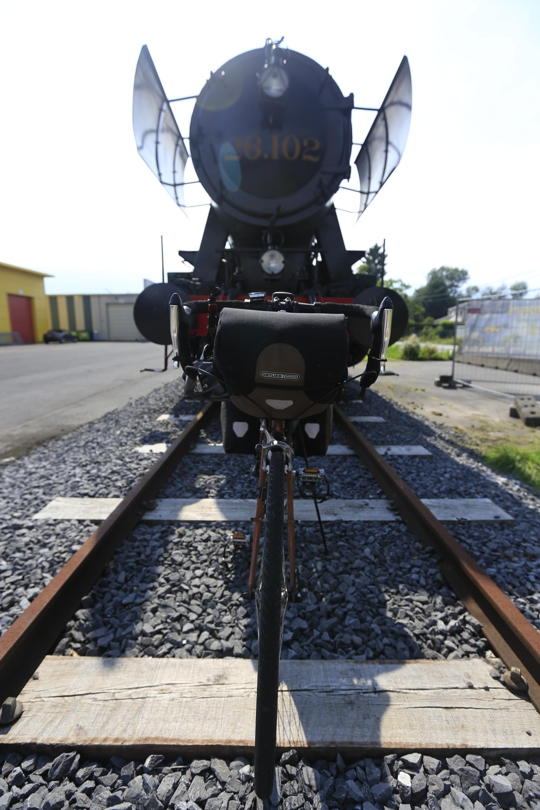 steam train train, locomotive, bicycle touring, bikepacking, canon 6d, bicycle, bikes, mountain bike, cycle gear, road bikes, road bike, raleigh bikes, bicycles, bike parts, mountain biking, bike accessories, racing bikes