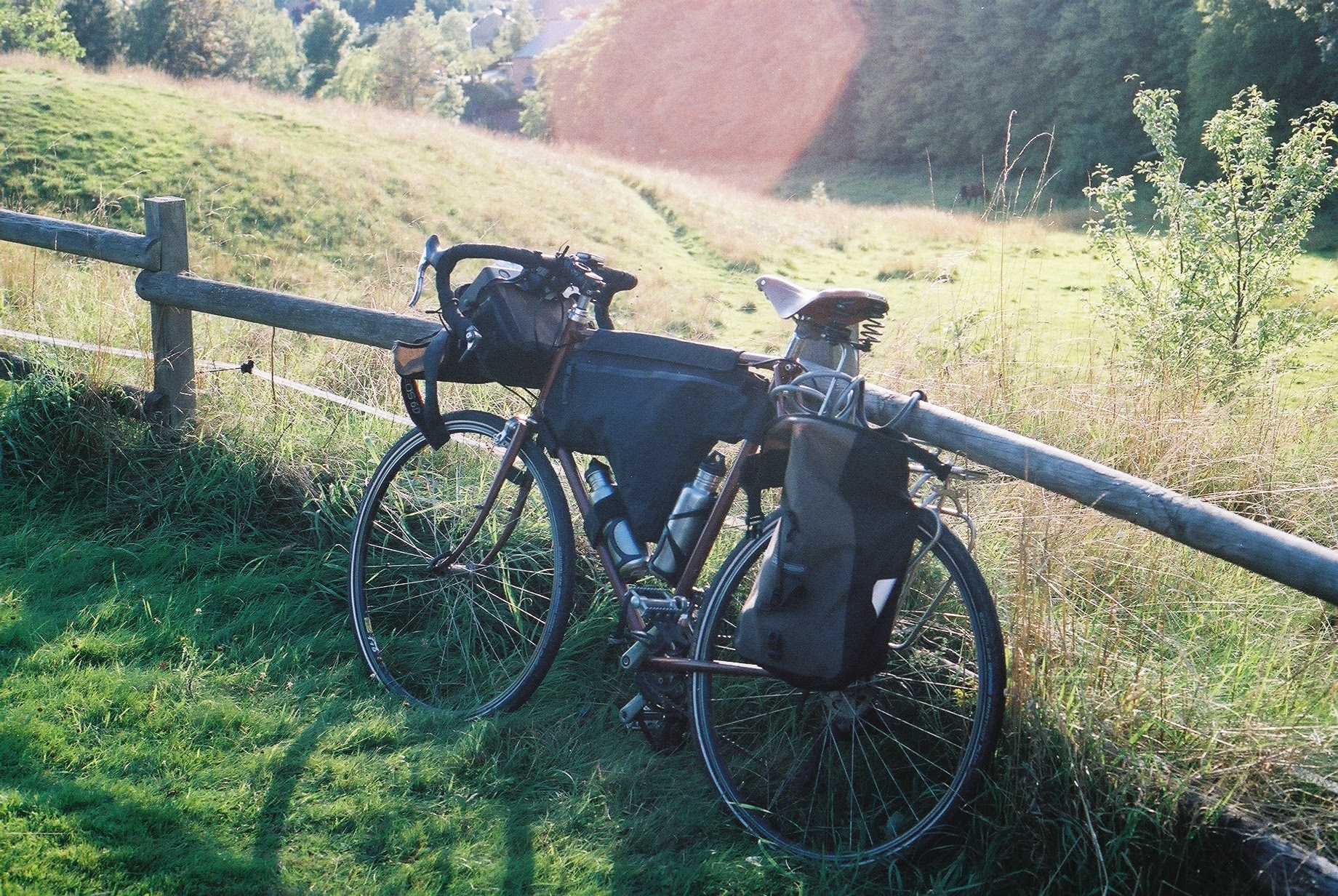 bike, bicycle, raleigh, raleigh magnum, canon, canon ae-1, film camera, 35mm, shoot film, film is not dead, travel, travel blog, bikepacking, cycle touring, exploration, adventure, bicycle touring apocalypse