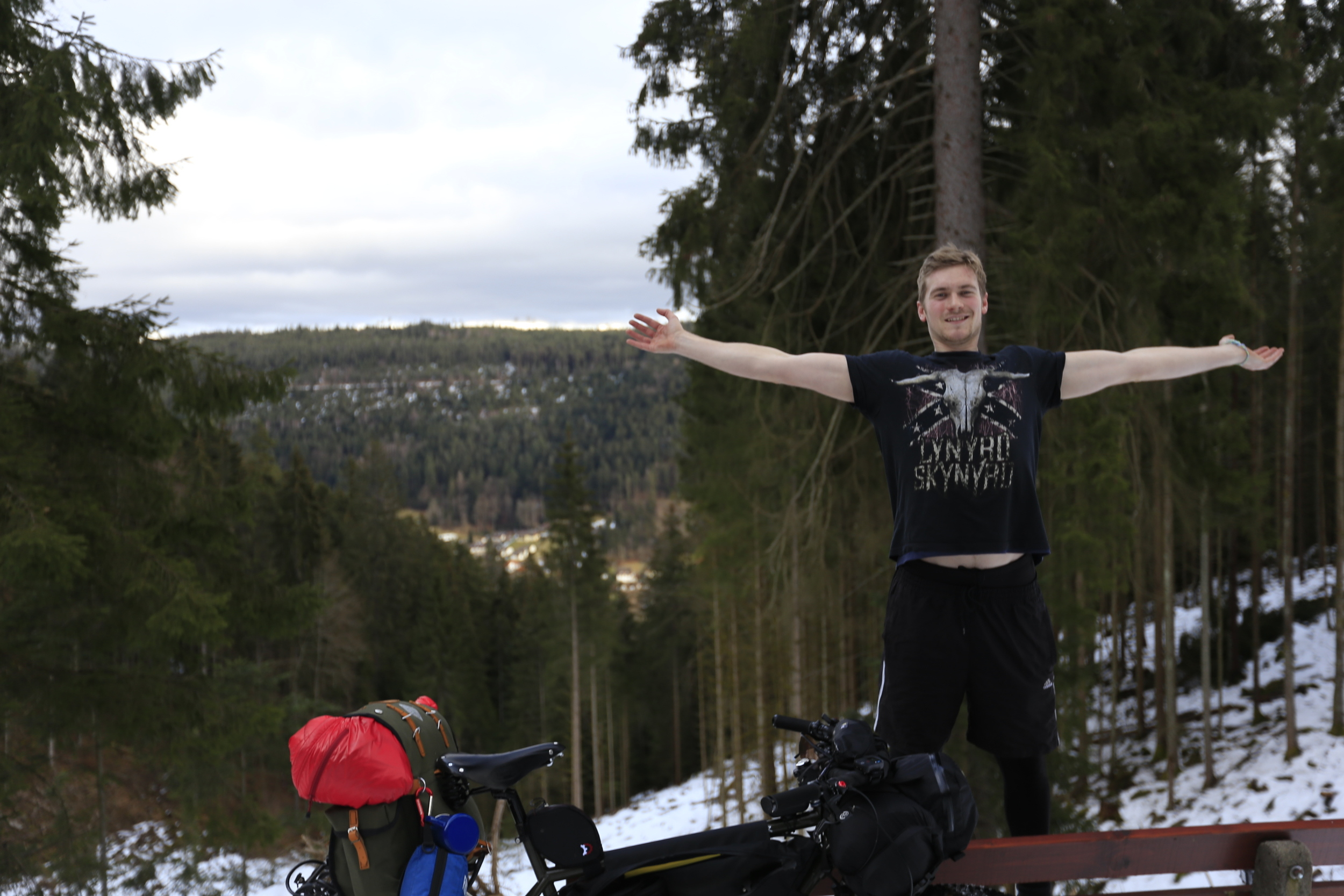 bikepacking, bicycle touring, cycling, travel, bicycle touring apocalypse, photo, photography blog, cycle, surly, surly ecr, Jack Macgowan, black forest, black forest germany, cycle, cycling