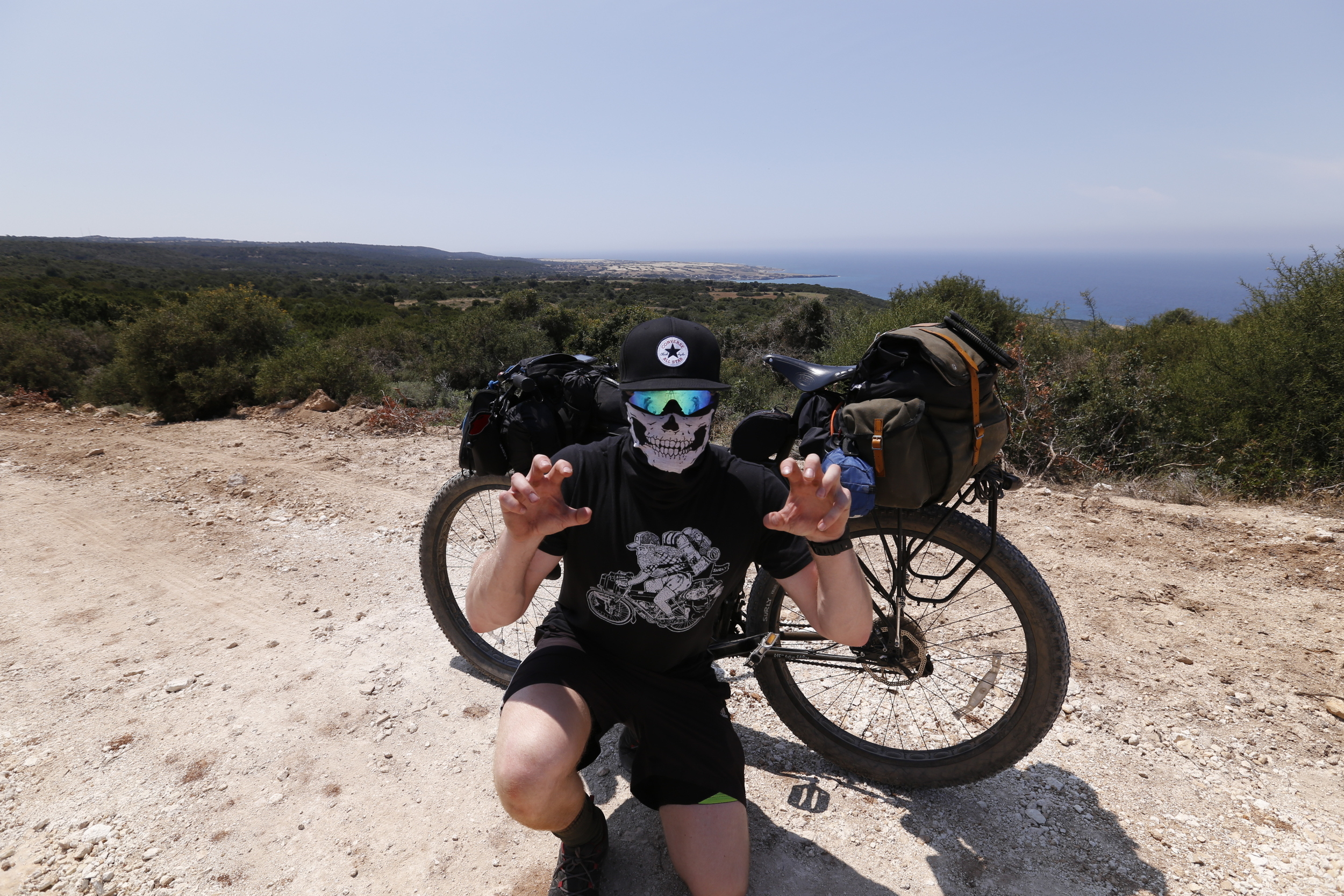 north cyprus, kyrenia mountains, go north cyprus, bicycle touring apocalypse, surly, surly ecr, bicycle touring, cycling, jack macgowan, apocaloon, adventure, wildcat gear, revelate designs, brooks saddle, trangia, knards, fat bike, kyrenia mountain trail, canon, canon 6d, canon photography, bikepacking blog, bikepacker, cyclist, bicycle touring apocalypse, jack macgowan, sponsored athlete, sponsored cyclist, explorer