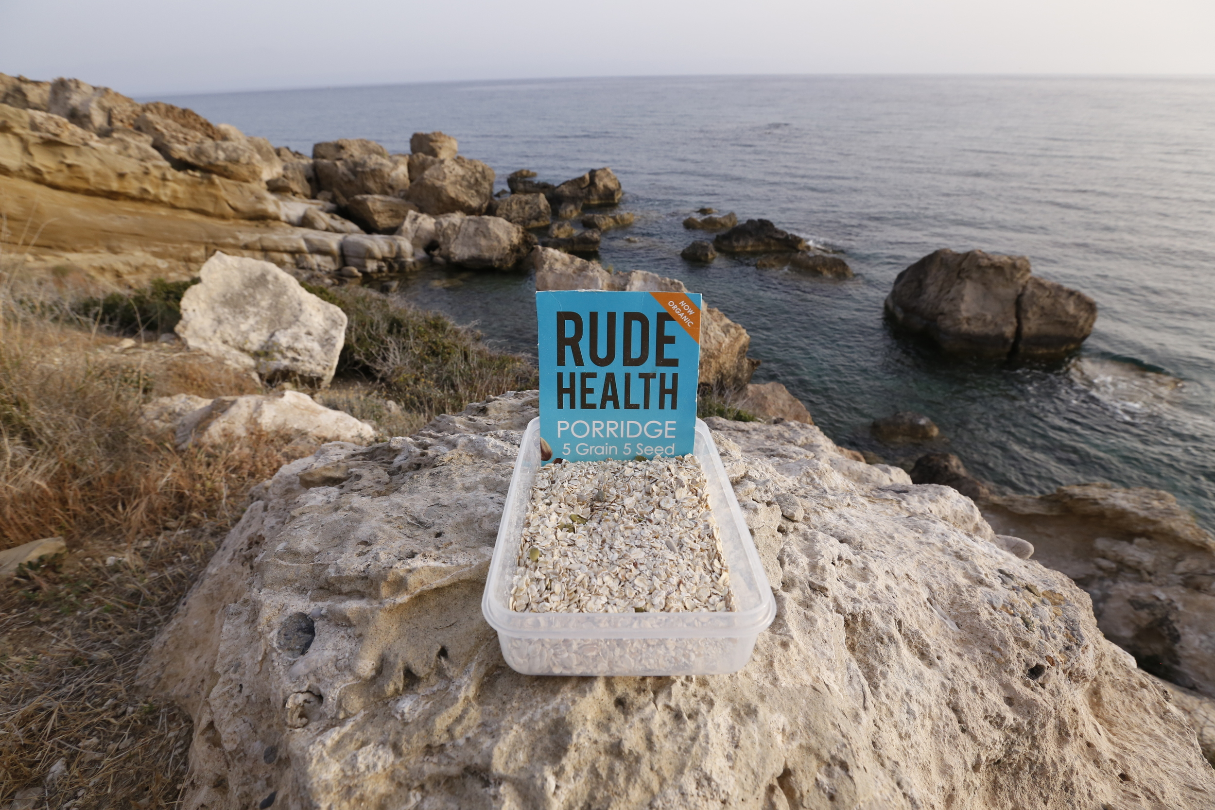I've worked with   Rude Health   for a few years now and their products have always been excellent. Keeping fueled on the bike is absolutely imperative...what better way to start each day than a huge bowl of porridge?! This particular product has tonnes of added protein thanks to its five grains & seeds.