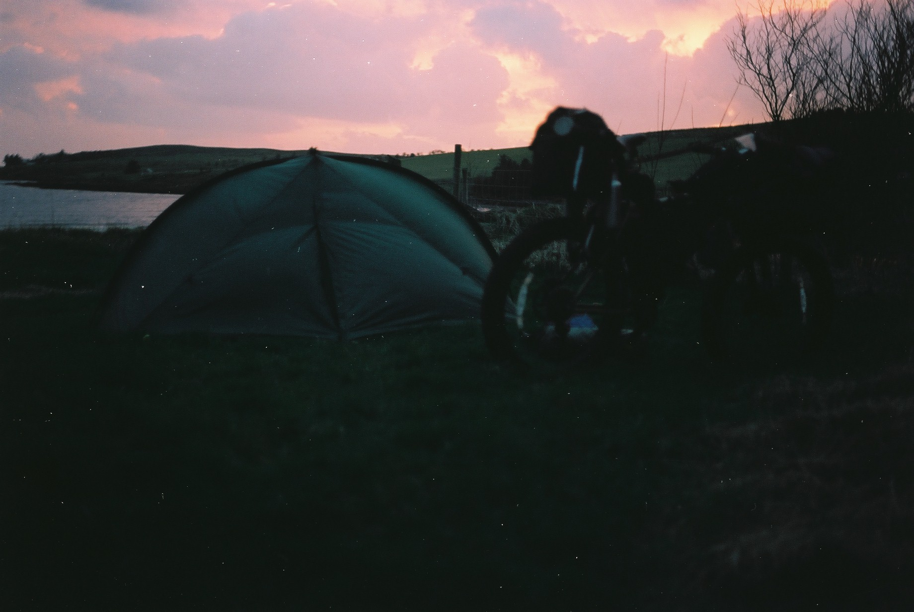 film is not dead, canon, canon ae1, ae1, kodak, kodak film, kodak portra, portra 160, analog photography, film photography, jack macgowan, bikepacking, bikepacking blog, cycling blog, travel photography, travel blog, skye, isle of skye, scottish highlands, bikepacking scotland, bicycle touring apocalypse, landscape photography, mountains, hiking