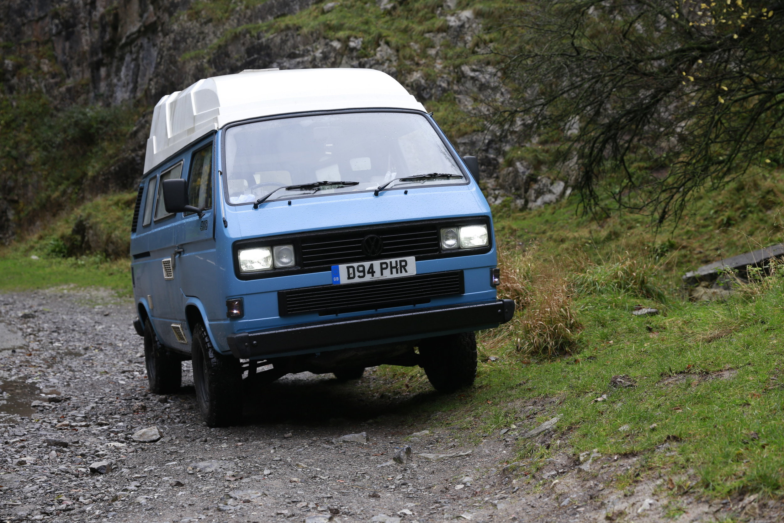 vw, vw t3, vw t3 syncro, syncro, vw syncro, vanagon, 4wd, t25, t3, van life, van life blog, jack macgowan, bicycle touring apocalypse, travel blog, volkswagen campervan, bfg all terrain, scotland, isle of skye, bikepacking, bicycle touring, cycle touring