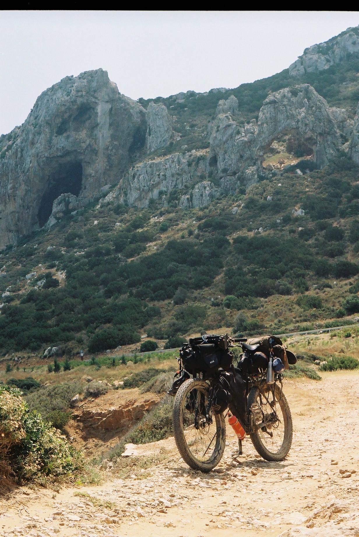 canon, canon ae1, bikepacking, bikepacking blog, bicycle touring, jack macgowan, sleeping bag, sleeping bag review, z packs, z packs review, lightweight sleeping bag, surly, surly bikes, surly ecr, bicycle touring apocalypse
