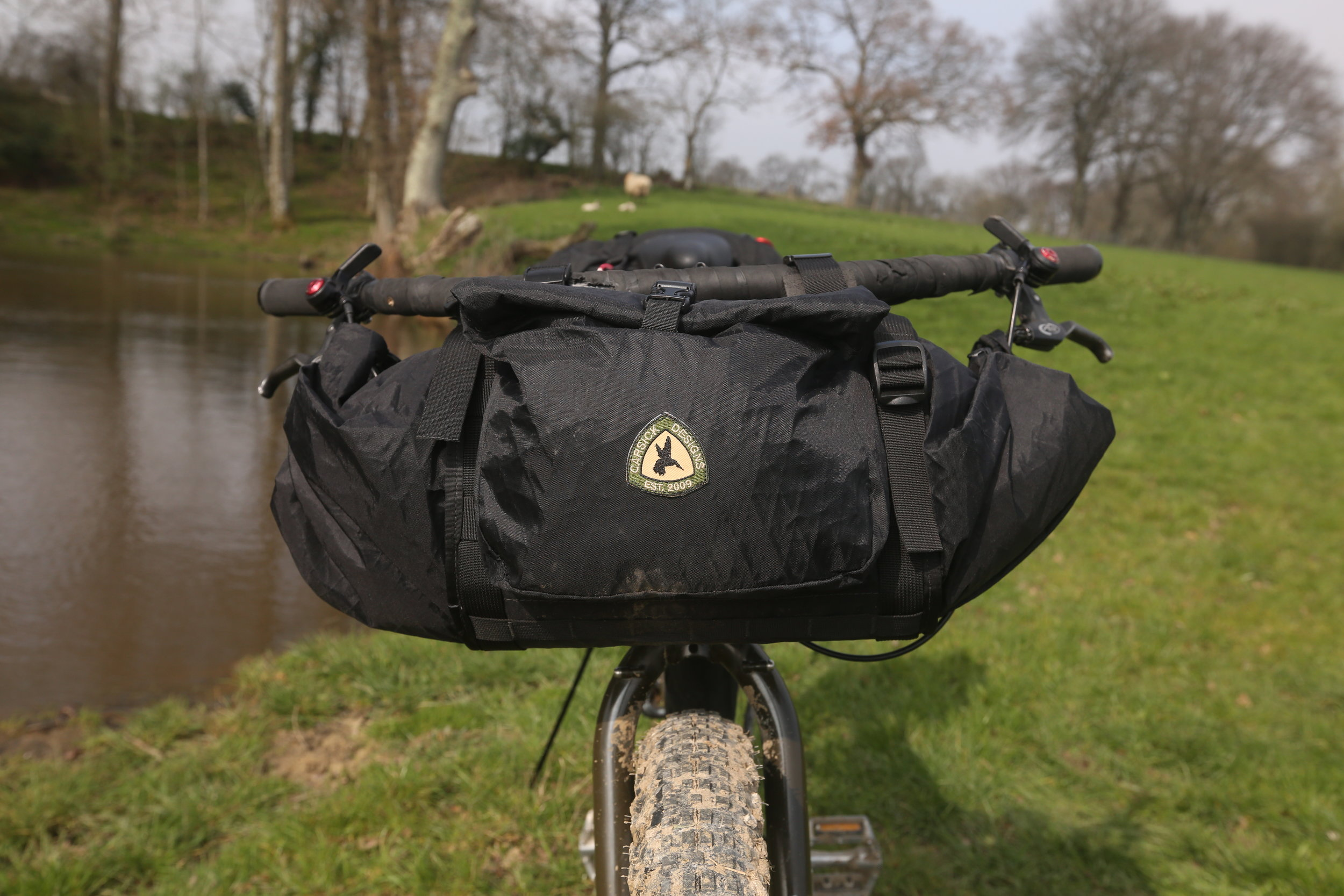 bikepacking, bikepacking bags, bikepackig blog, cycling, cycling blog, cycling bags, car sick designs, jack macgowan, bicycle touring apocalypse, bikepacking review, cycling gear, mtb, surly, surly bikes, surly ecr, fat bike, isle of skye, knards