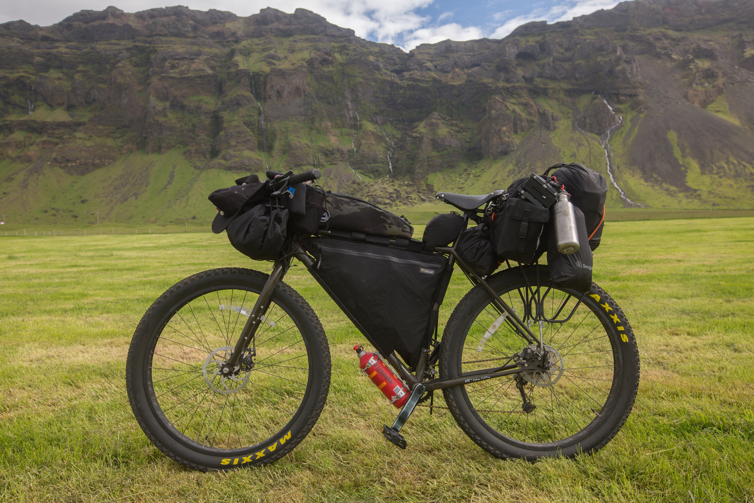 bikepacking, bikepacking blog, bicycle touring, bicycle touring blog, van life, jack mac, jack macgowan, cycling, bicycle, surly, surly bikes, iceland, bikepacking iceland, cycling icealnd, 29er, fat bike, steel frame, bikepacking gear, blog, travel writer, bicycle touring apocalypse