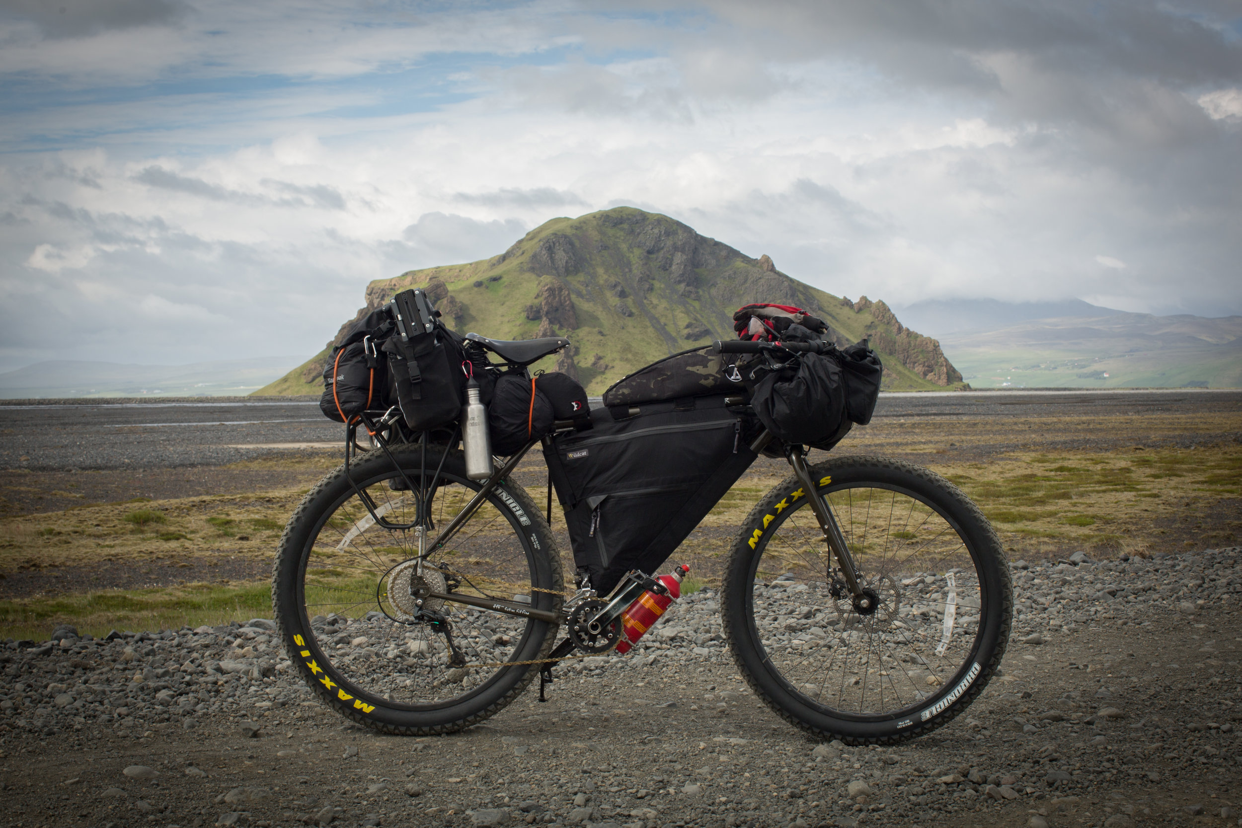 bikepacking, bikepacking blog, bicycle touring, bicycle touring blog, van life, jack mac, jack macgowan, cycling, bicycle, surly, surly bikes, iceland, bikepacking iceland, cycling icealnd, 29er, fat bike, steel frame, bikepacking gear, blog, travel writer, bicycle touring apocalypse, iceland,