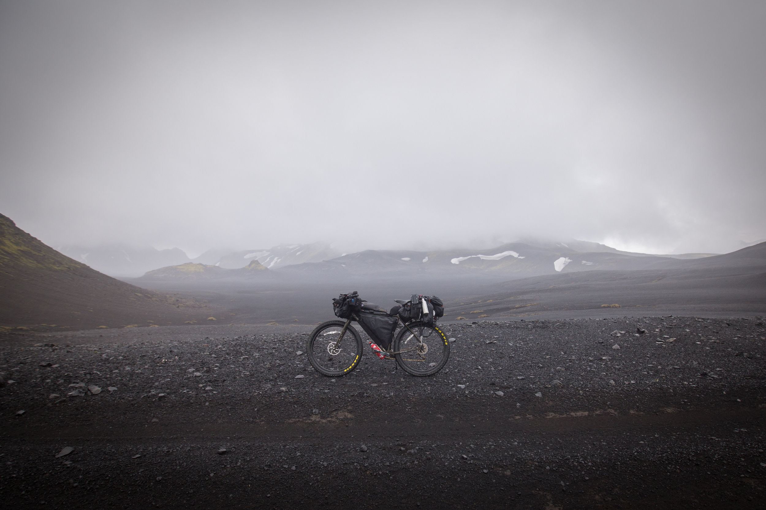 bikepacking, bikepacking blog, bikepacking gear, bikepacking routes, bicycle touring, bicycle touring blog, bicycle touring apocalypse, cyclist, jack mac, jack macgowan, van life, surly, surly bikes, 29er, fat bike, iceland, visit iceland, Laugavegur, Laugavegur hiking trail, wildcat gear, rvelate designs, atm handmade goods, j paks, j paks farvapak, trangia, car sick designs, car sick designs handee randee, ecr
