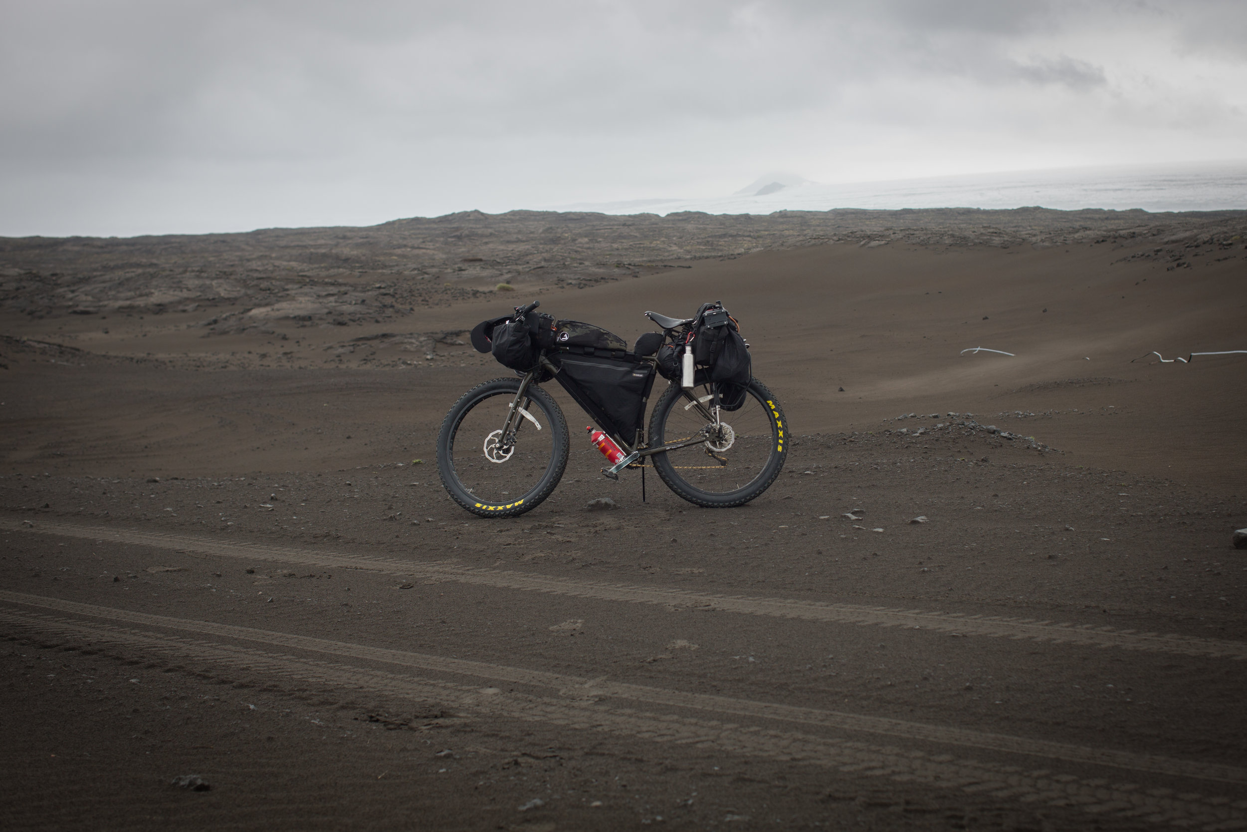 bikepacking, bikepacking blog, bicycle touring, bicycle touring blog, jack mac, jack macgowan, bicycle touring apocalypse, travel, travel blog, blogger, surly, surly bikes, fat bike, 29er, maxxis, car sick designs, atm handmade goods, j paks, wildcat gear, carradice, carradice super c, iceland, visit iceland, glaciers, berghaus, blacks outdoors, iceland midnight sun, midnight sun