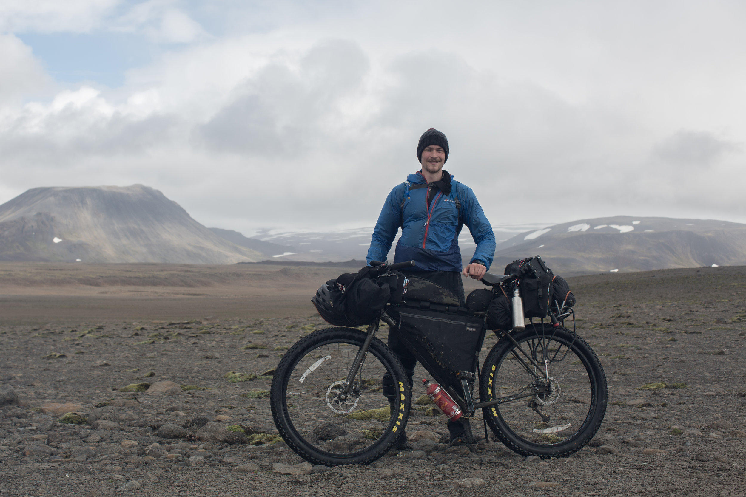 bikepacking, bikepacking blog, bicycle touring, bicycle touring blog, jack mac, jack macgowan, bicycle touring apocalypse, travel, travel blog, blogger, surly, surly bikes, fat bike, 29er, maxxis, car sick designs, atm handmade goods, j paks, wildcat gear, carradice, carradice super c, iceland, visit iceland, glaciers, berghaus, blacks outdoors, iceland midnight sun, midnight sun, f550, f550 iceland, f338 iceland, iceland f550, iceland f roads
