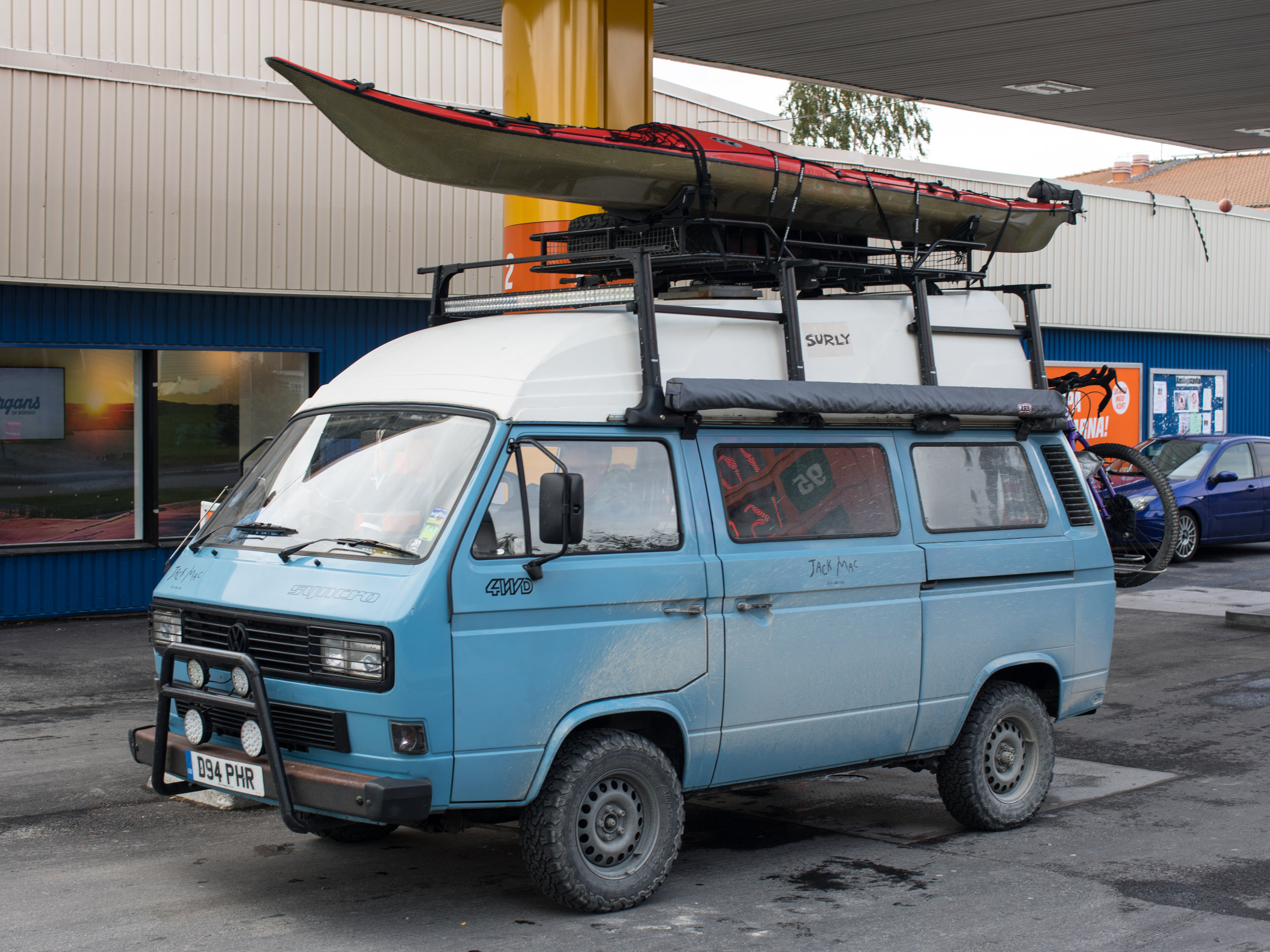 vw, vw syncro, vw bus, syncro, t3 syncro, lt 4x4, travel, jack mac, bicycle touring apocalypse, prijon, prijon kayaks, surly, surly bikes, bikepacking, vw t25, t25, t3, vanagon, vanagon syncro, norway, lofoten, vanlife, vanlife vlog, vanlifer,