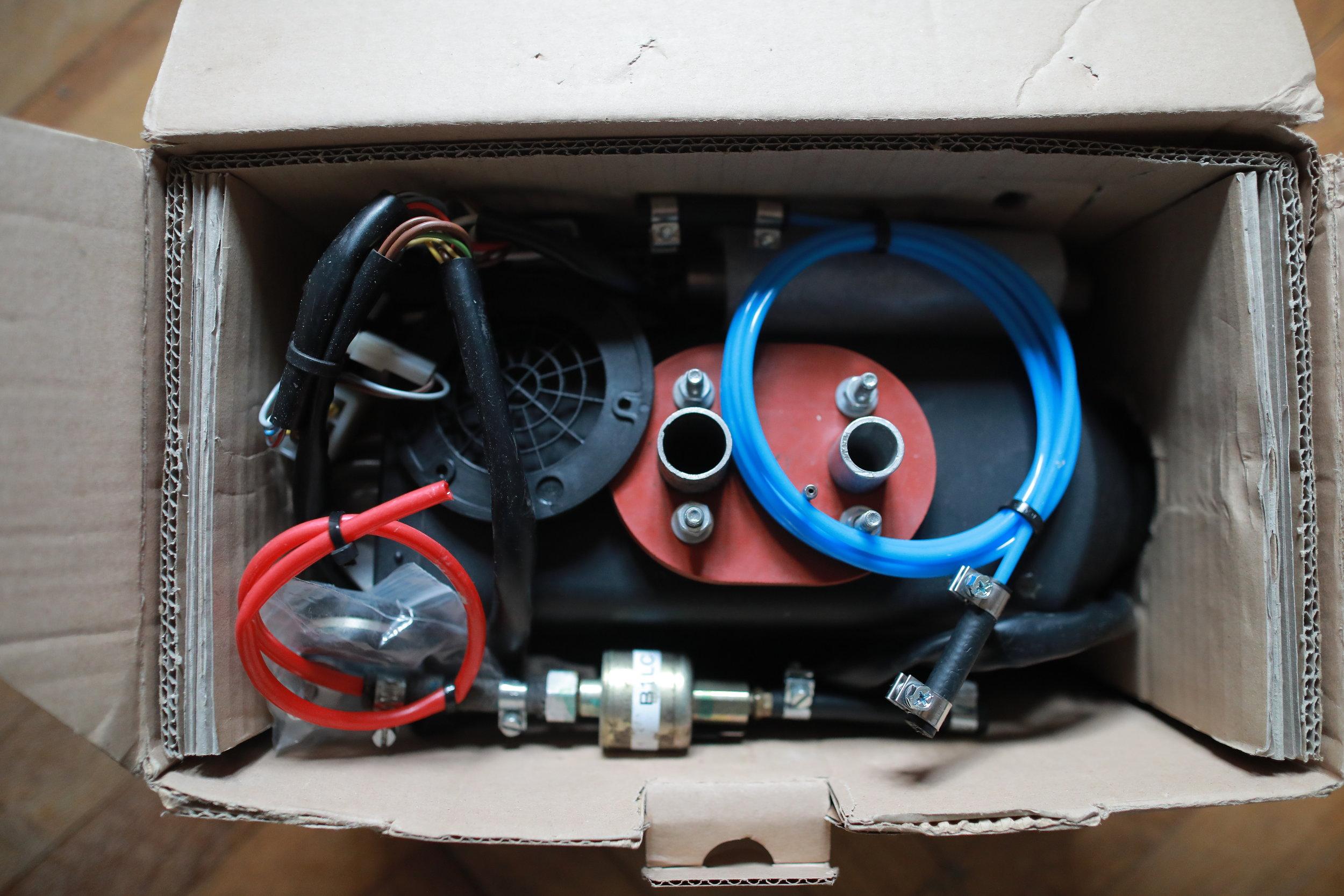 eberspacher, petrol eberspacher, eberspacher b1