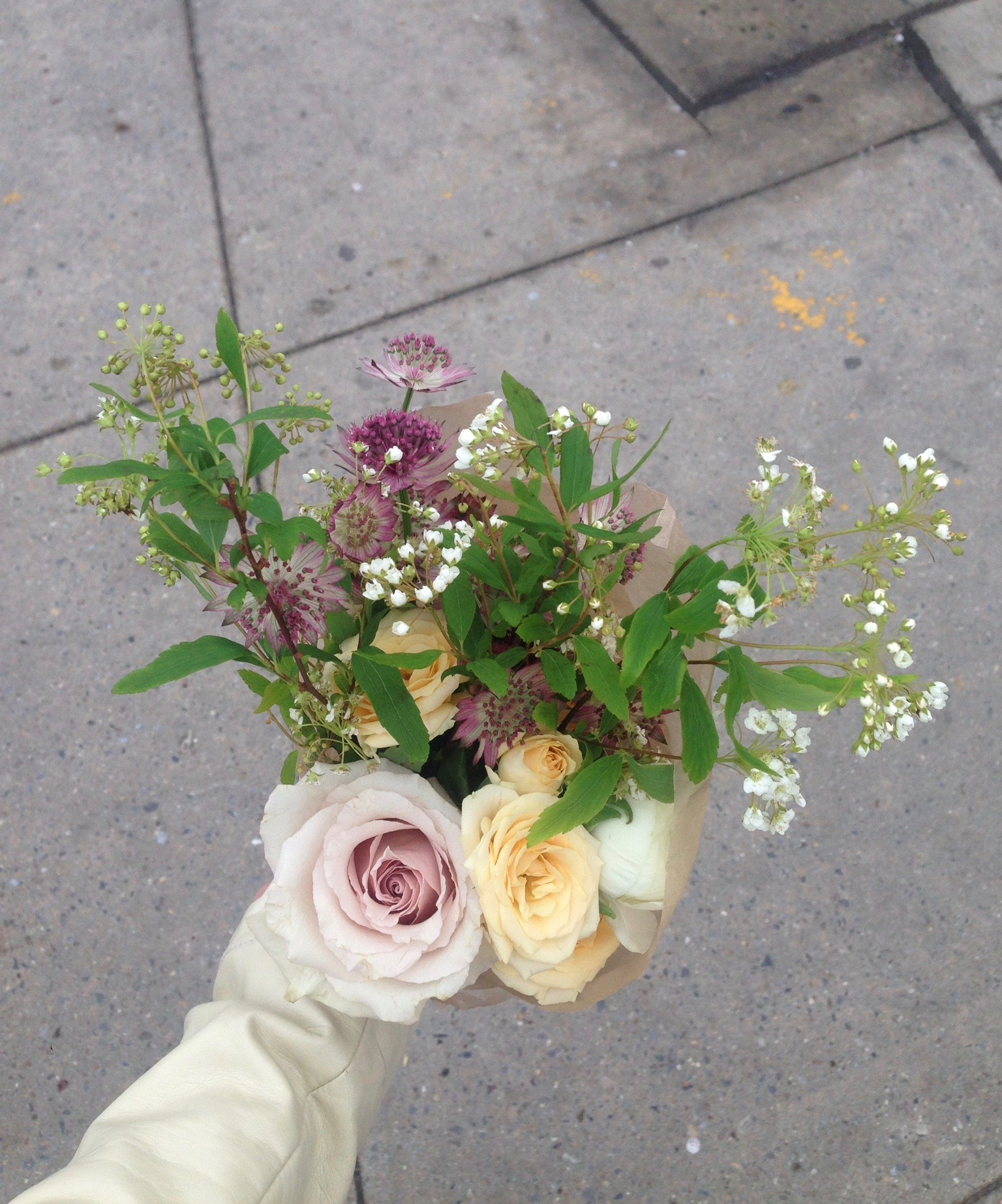 Birthday Bouquet I Brooklyn, NY