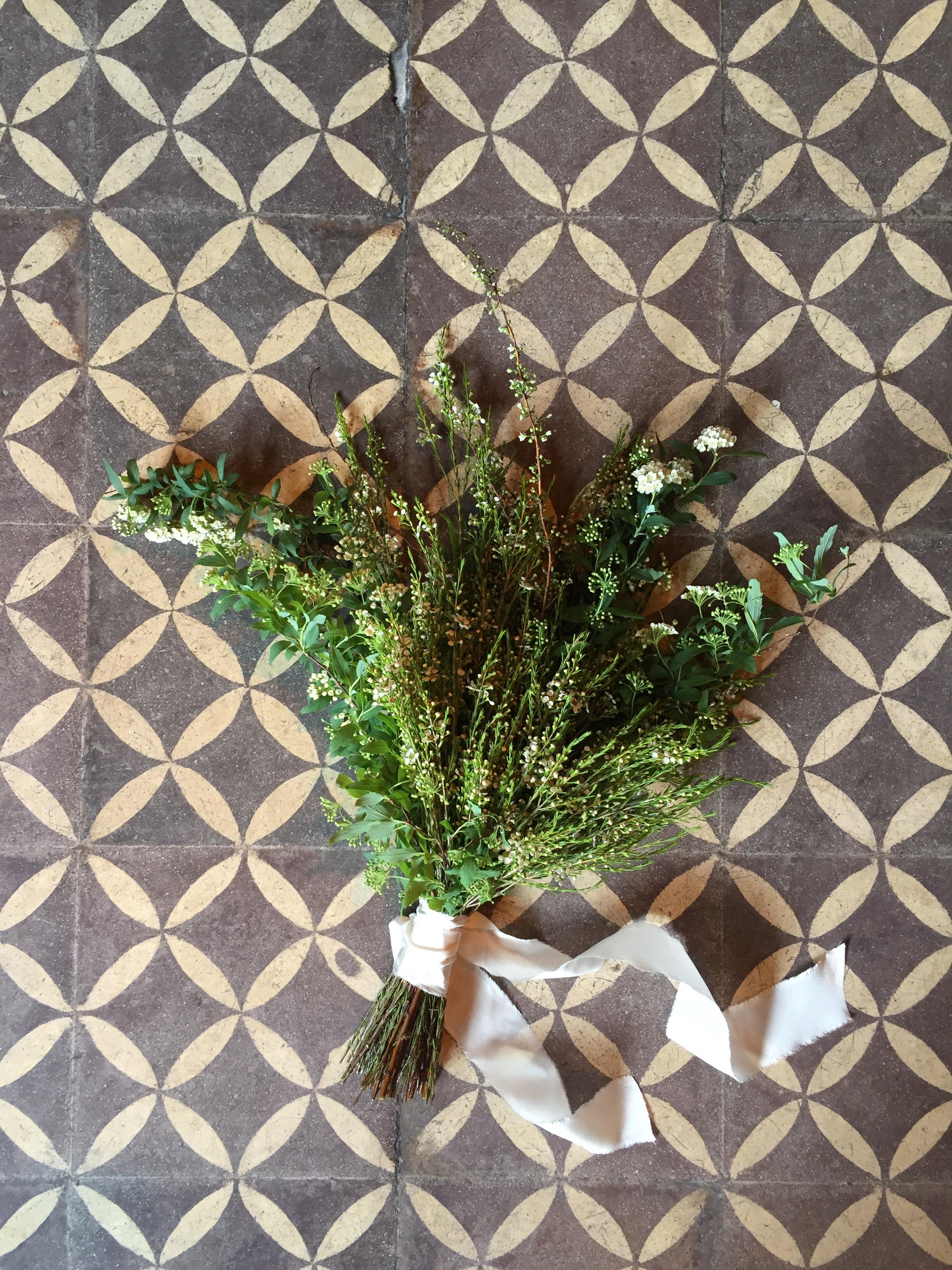 Bridesmaid Bouquet I The Bowery Hotel I New York, NY