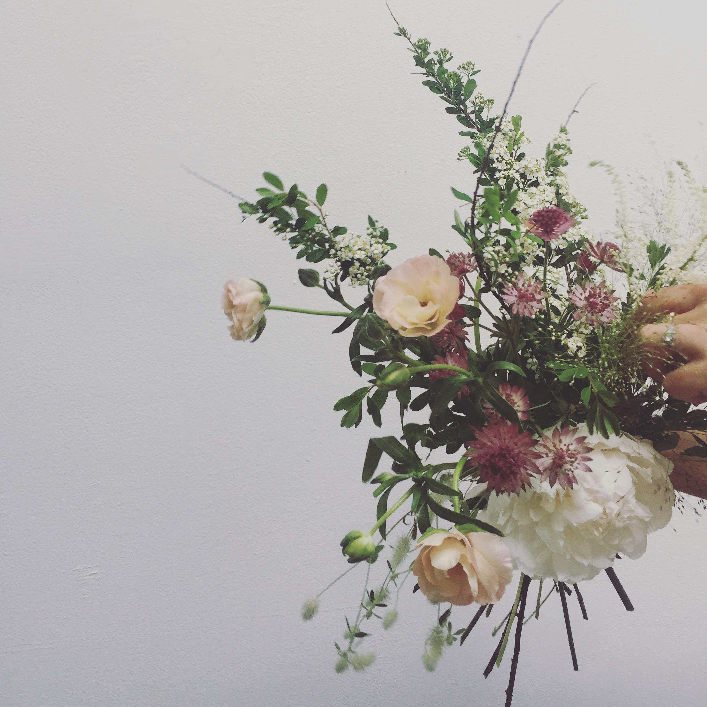Hand-Tied Bouquet Workshop