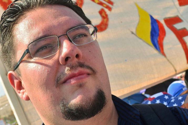 Photo of Eddie Carmona courtesy of the  PICO Network