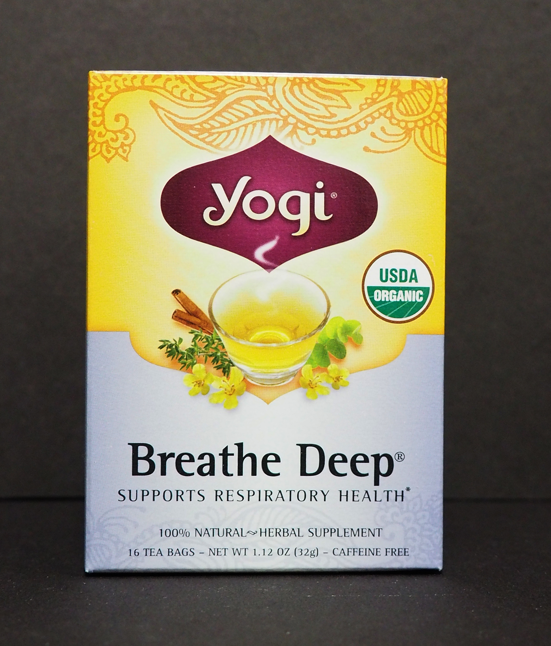 Breathe Deep Tea by Yogi