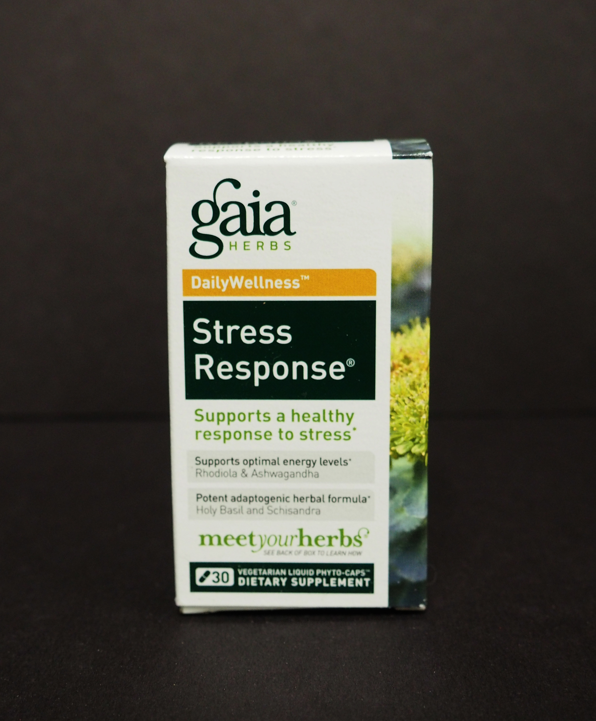 Stress Response   by Gaia Herbs