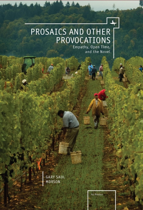 Prosaics and Other Provocations: Empathy, Open Time, and the Novel  Gary Saul Morson   Read on JSTOR  |  Purchase book