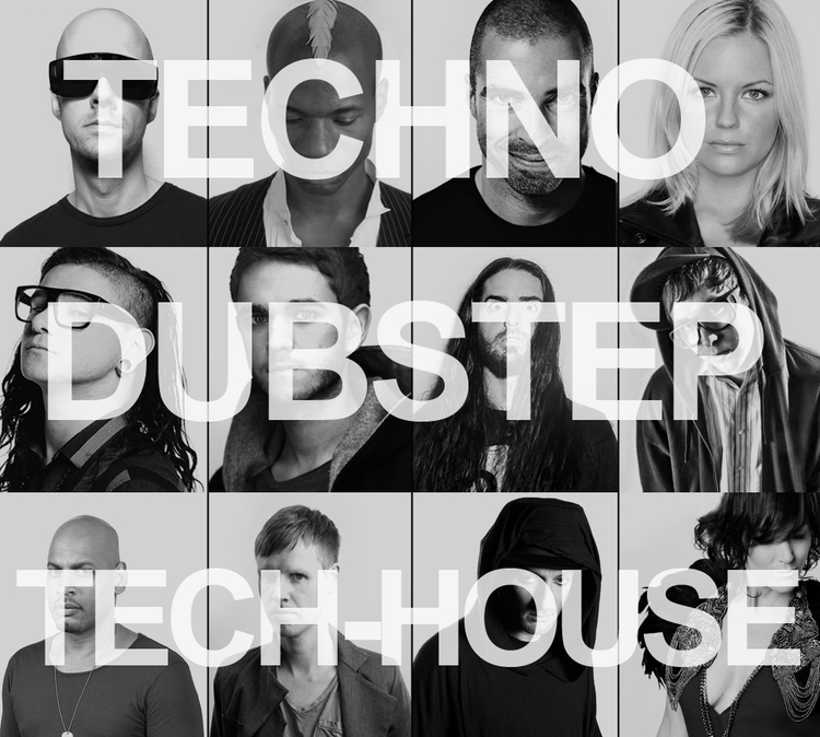 The Difference between Techno & House Music (and Everything