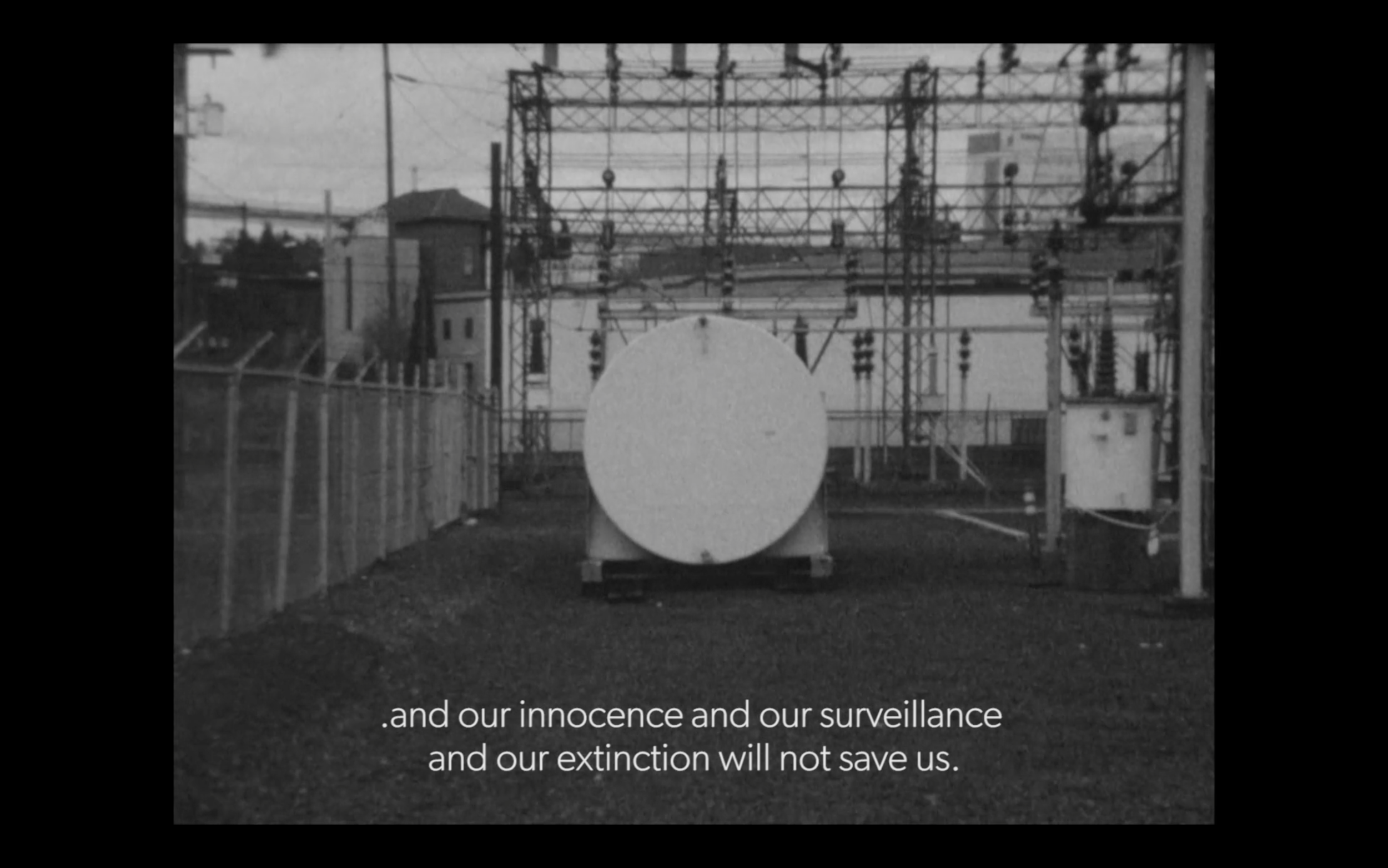 still frame from «We are all the production line (part II)». Patuá Films, 2017