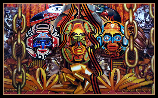 """Partytime  36"""" x 72"""""""