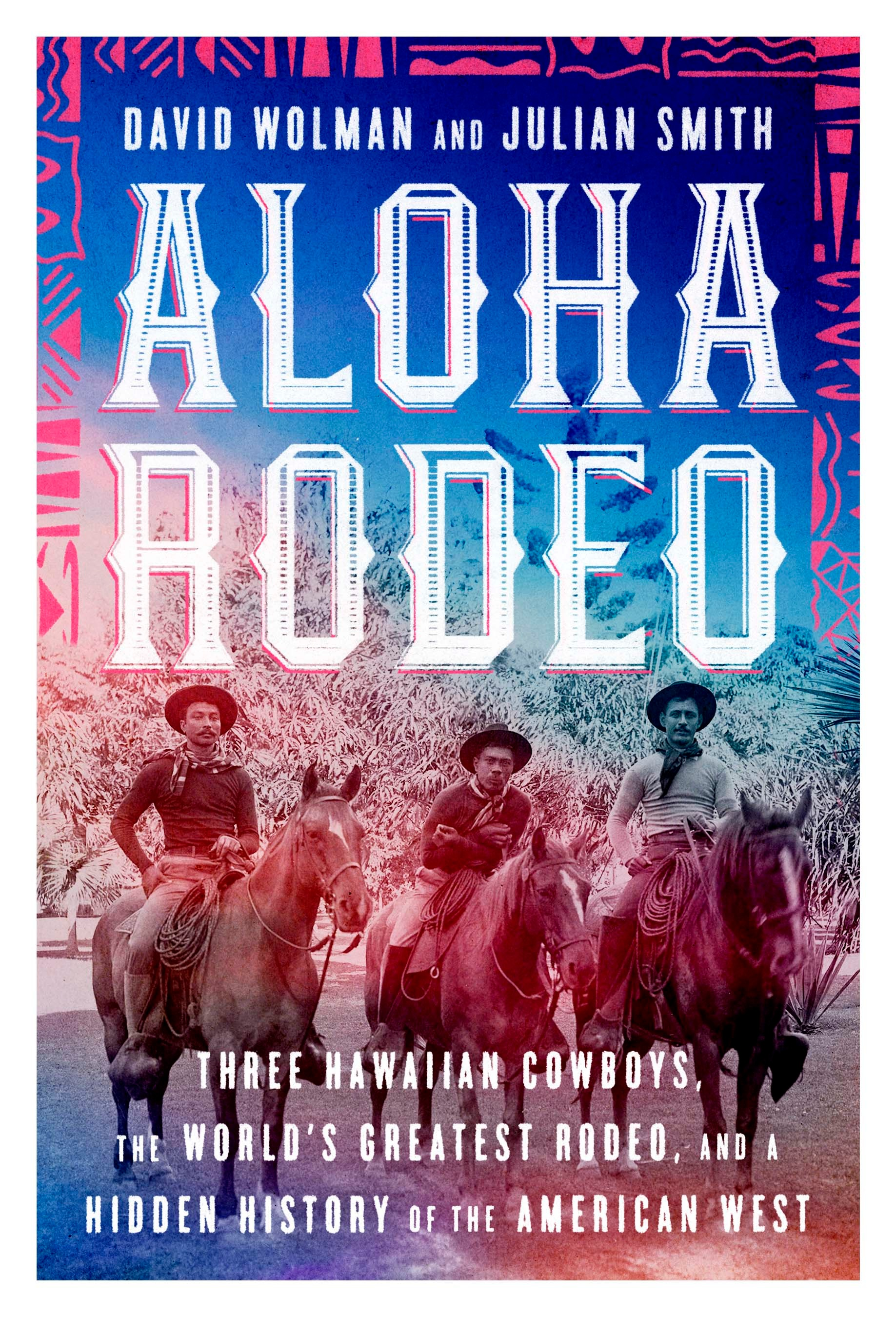 Aloha Rodeo - OUT NOW FROM HARPERCOLLINS!In August 1908, three unknown riders arrived in Cheyenne, Wyoming, their hats adorned with wildflowers, to compete in the world's greatest rodeo. Steer-roping virtuoso Ikua Purdy and his cousins Jack Low and Archie Ka'au'a had travelled 3,000 miles from Hawaii, of all places, to test themselves against the toughest riders in the West.Dismissed by whites, who considered themselves the only true cowboys, the native Hawaiians would astonish the country, returning home champions—and American legends. An unforgettable human drama set against the rough-knuckled frontier, Aloha Rodeo unspools the fascinating and little-known true story of the Hawaiian cowboys, or paniolo, whose 1908 adventure upended the conventional history of the American West.