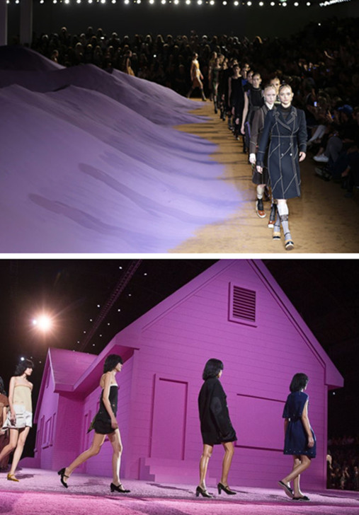 Over the course of the four-city, four-week fashion month swing, there is a small number of shows that editors circle on their calendar and say can define a season. Mr. Jacobs's show is one of them in New York. And the Prada show most certainly is in Milan.