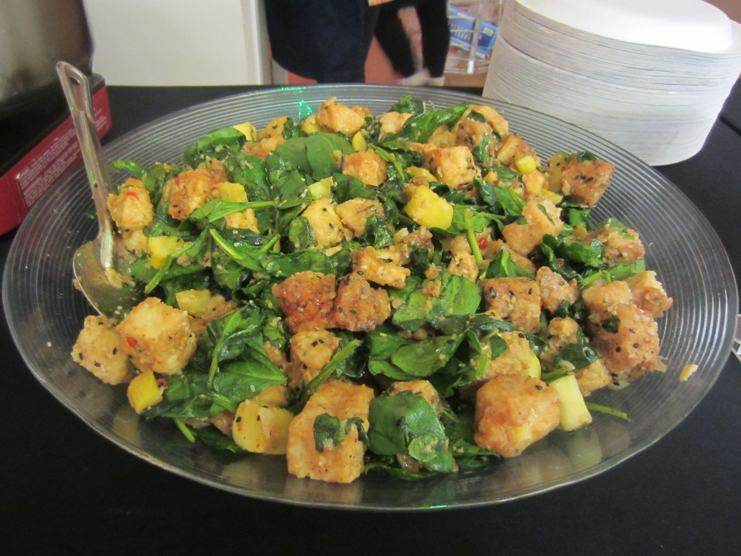 Crispy Sesame-Ginger Tofu with Spinach.jpg